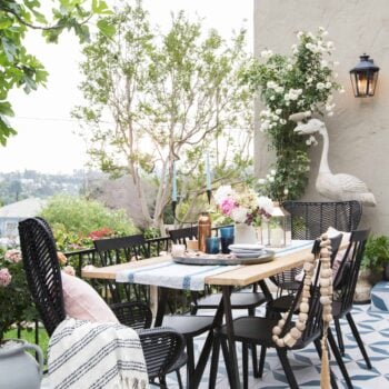 Outdoor Dining Furniture Roundup