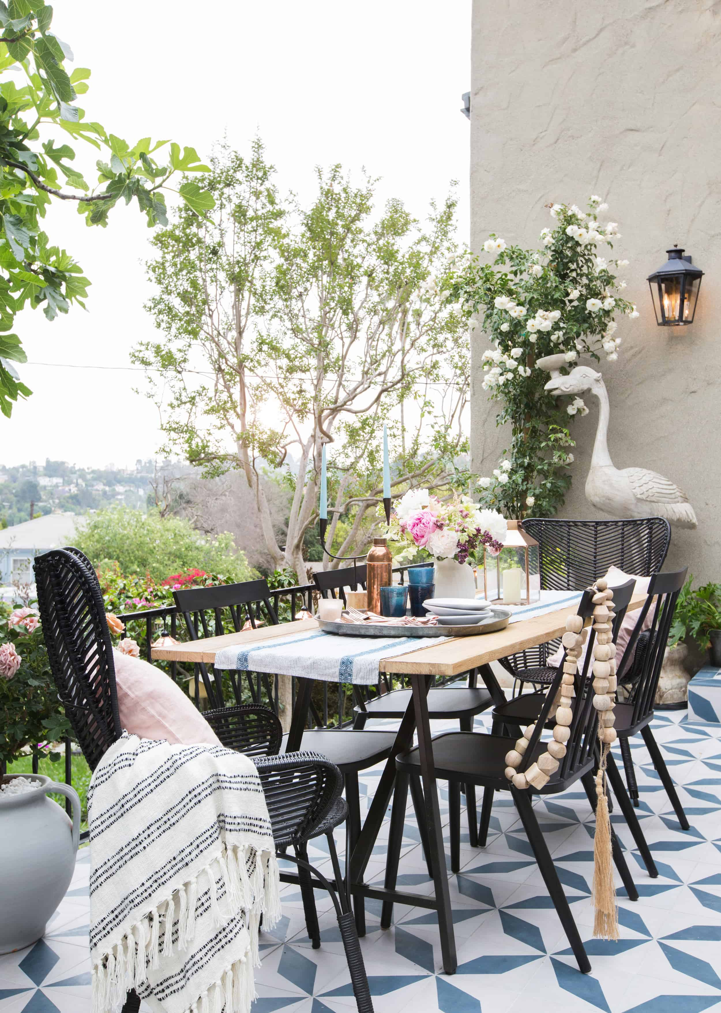 Outdoor Dining Furniture Roundup Emily Henderson