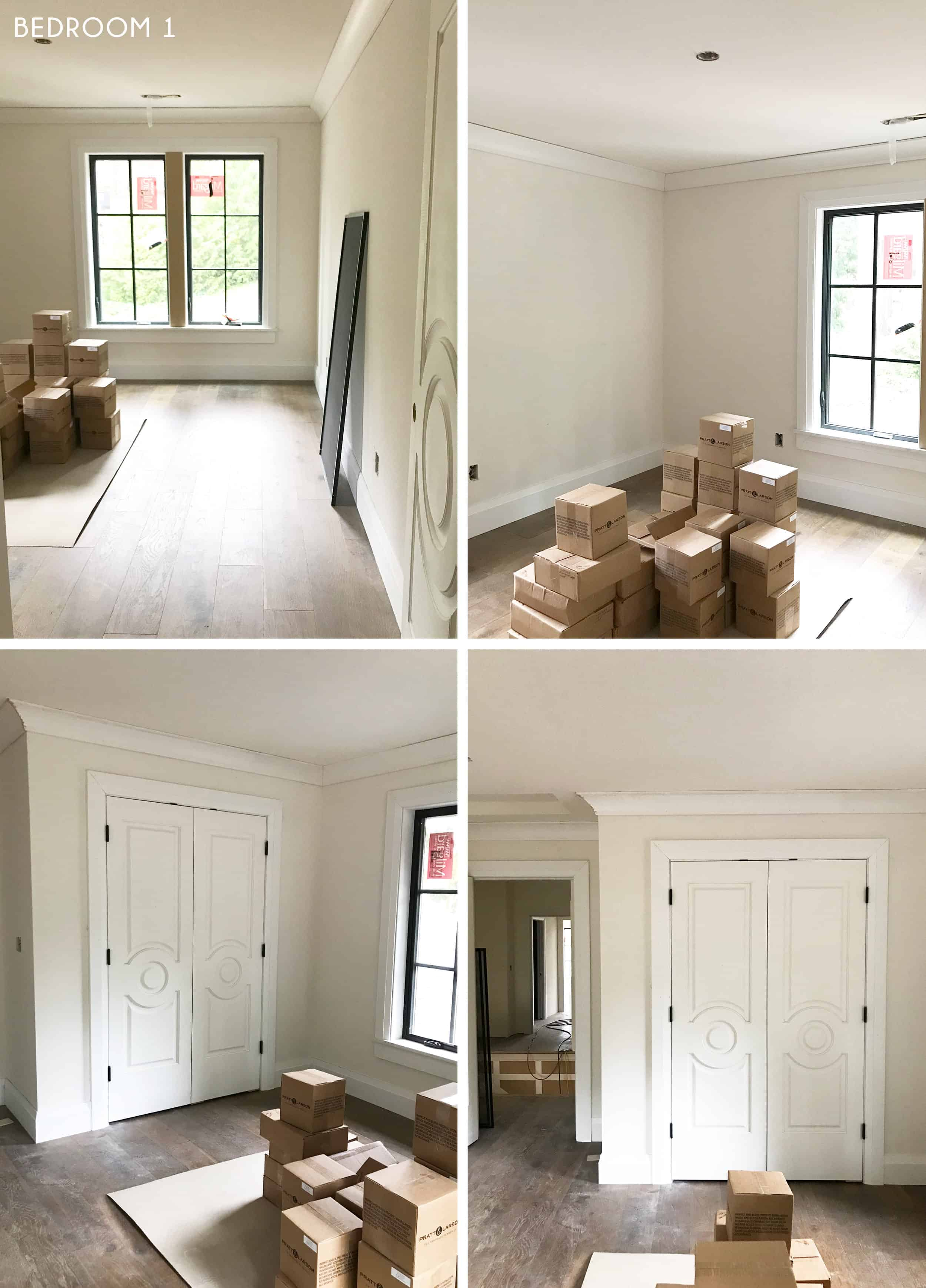 Emily Henderson Portland Traditional Updated Demo Pics Bedroom 1