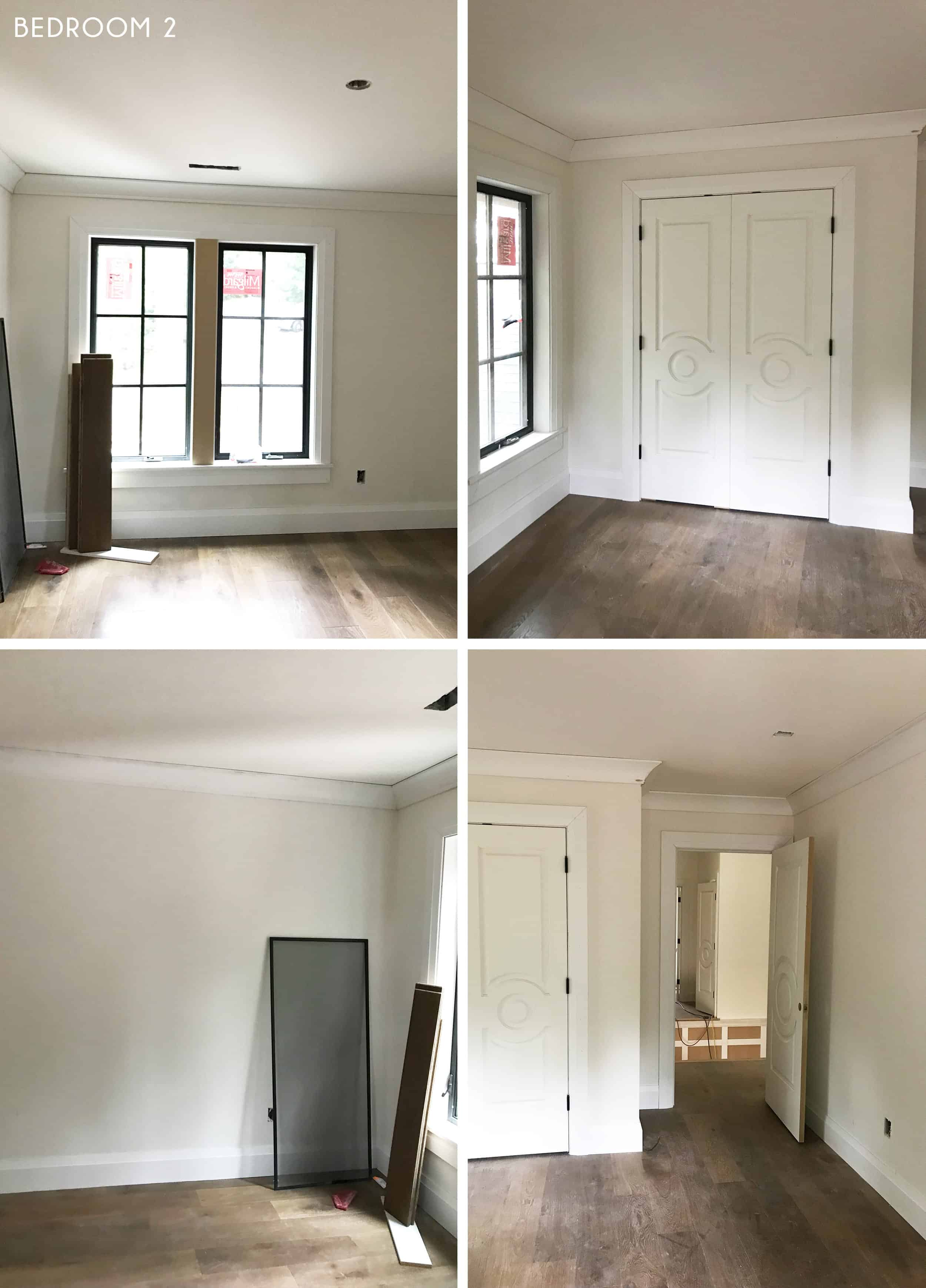 Emily Henderson Portland Traditional Updated Demo Pics Bedroom 2