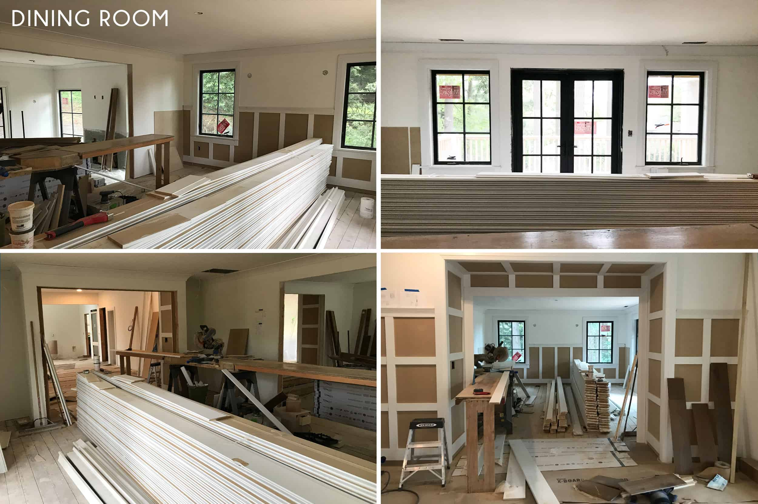 Emily Henderson Portland Traditional Updated Demo Pics Dining Room