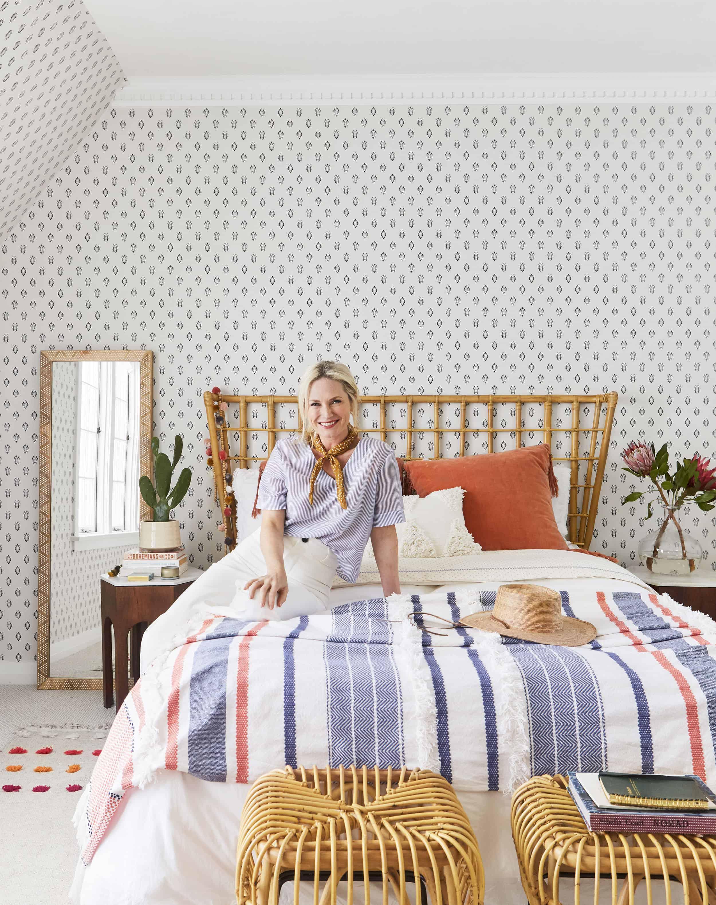 Emily Henderson Bohemian Inspired Bedroom Target