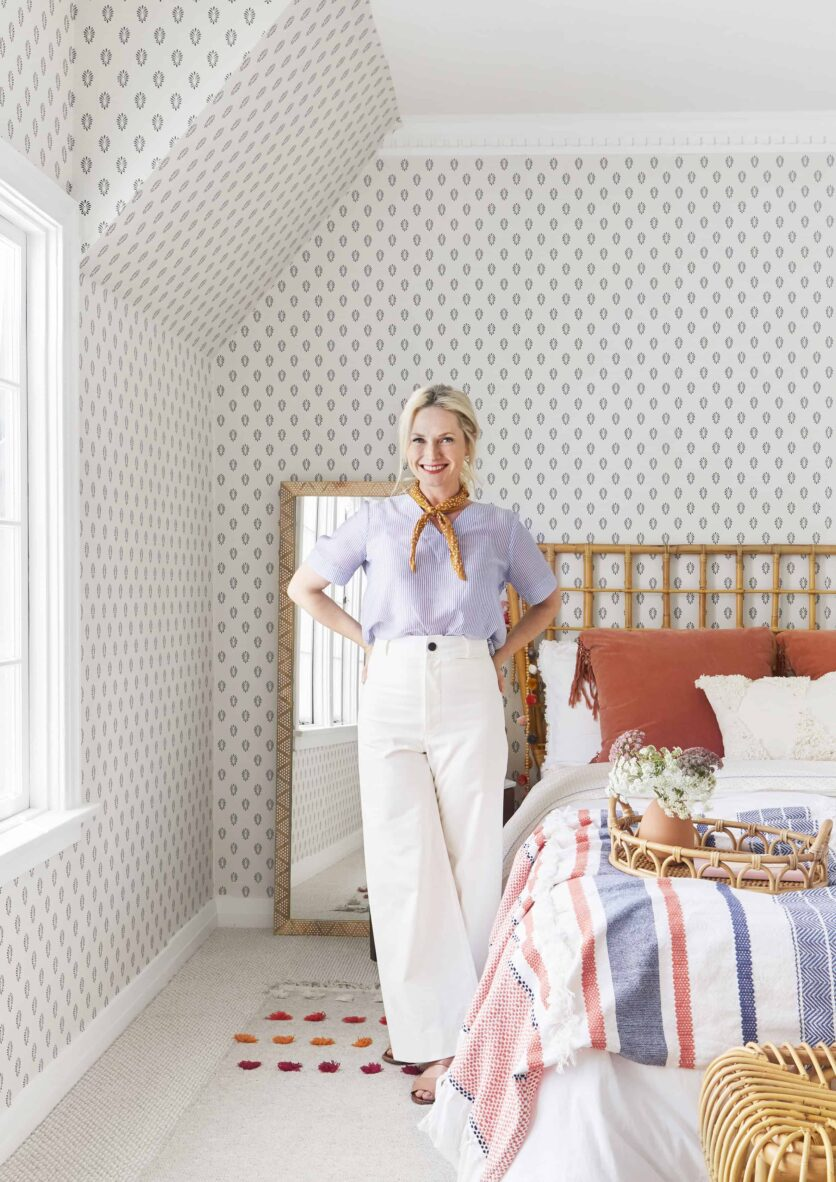 Emily Henderson Opalhouse Collection Boho Bedroom