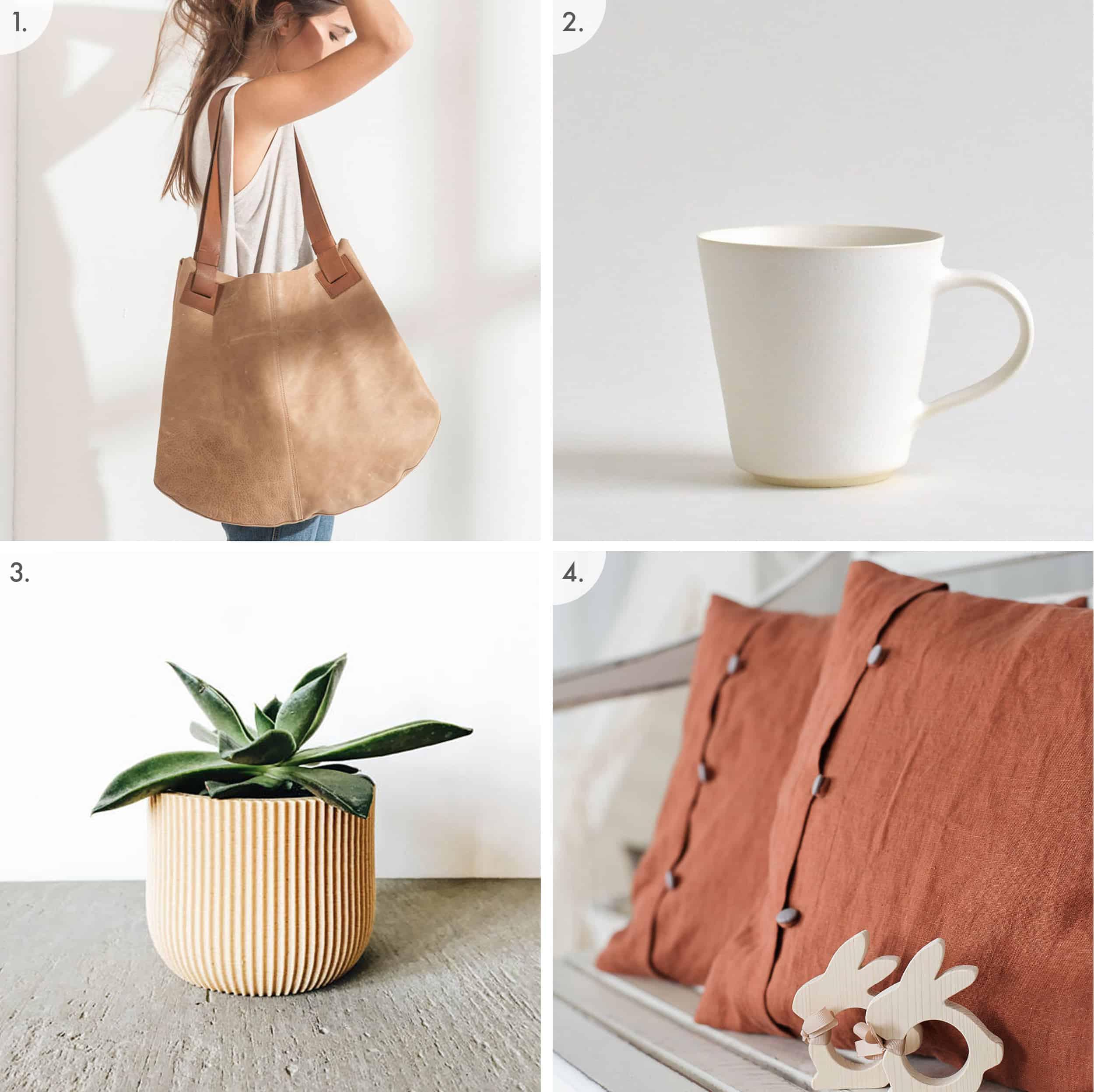 Purse Mug Clock Pillow1