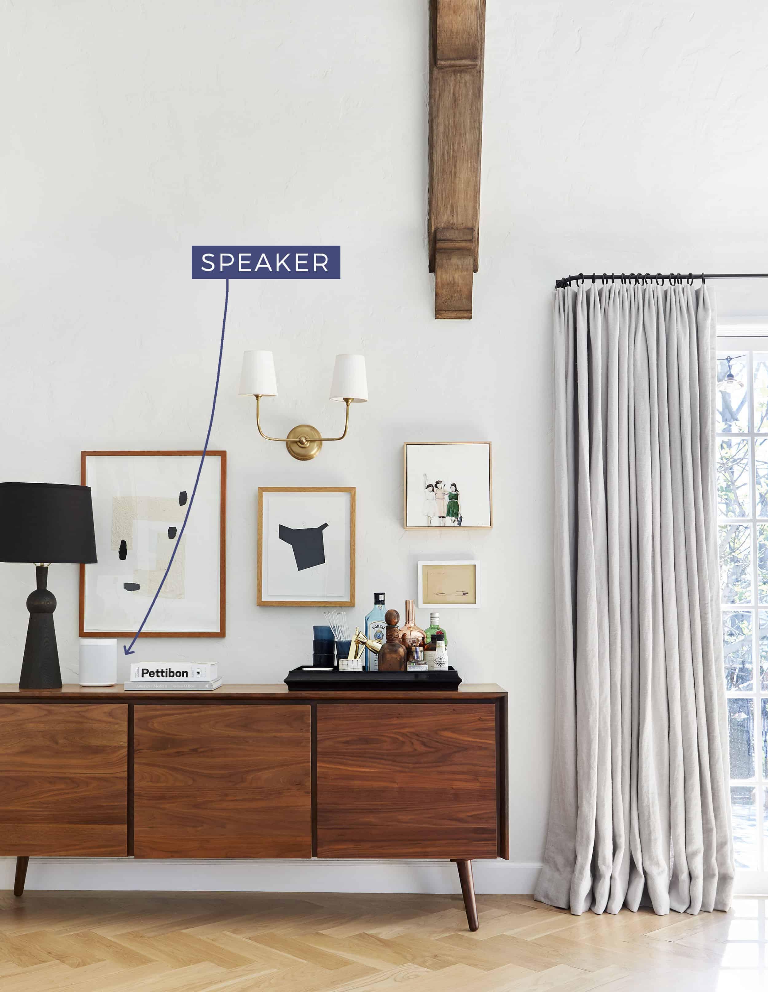 Sonos Speaker For Home Projector