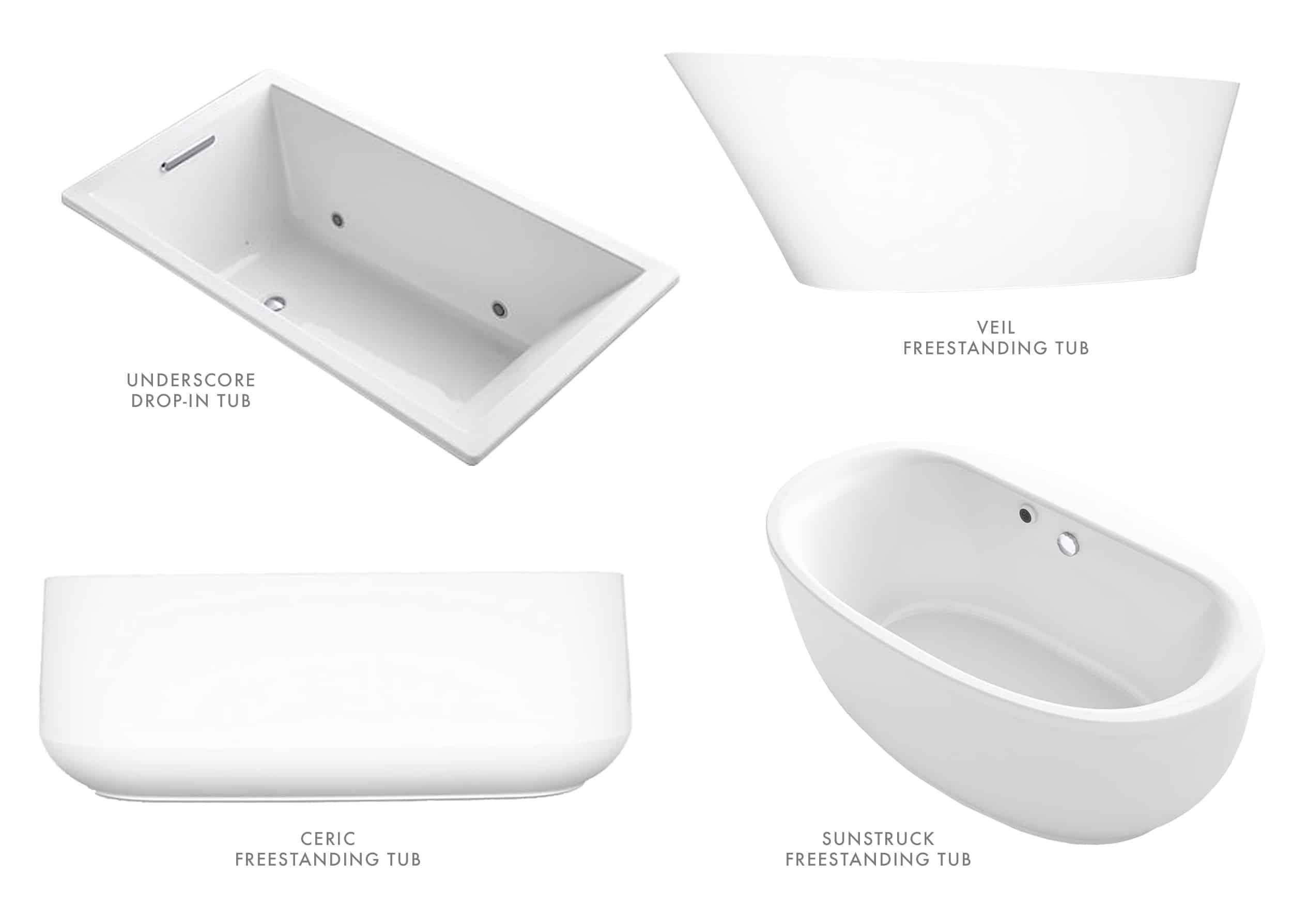Emily Henderson Mountain Fixer Upper I Design You Decide Master Bath Final Kohler Product Four Bathtub Options1
