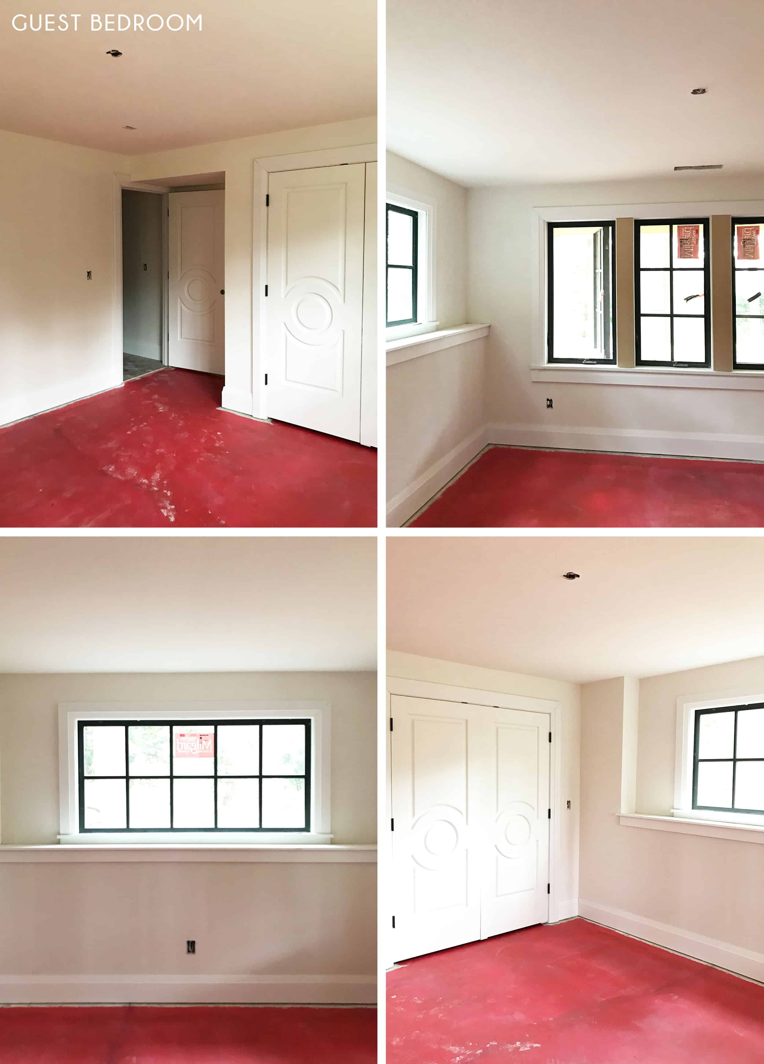 Emily Henderson Portland Traditional Updated Demo Pics Guest Bedroom