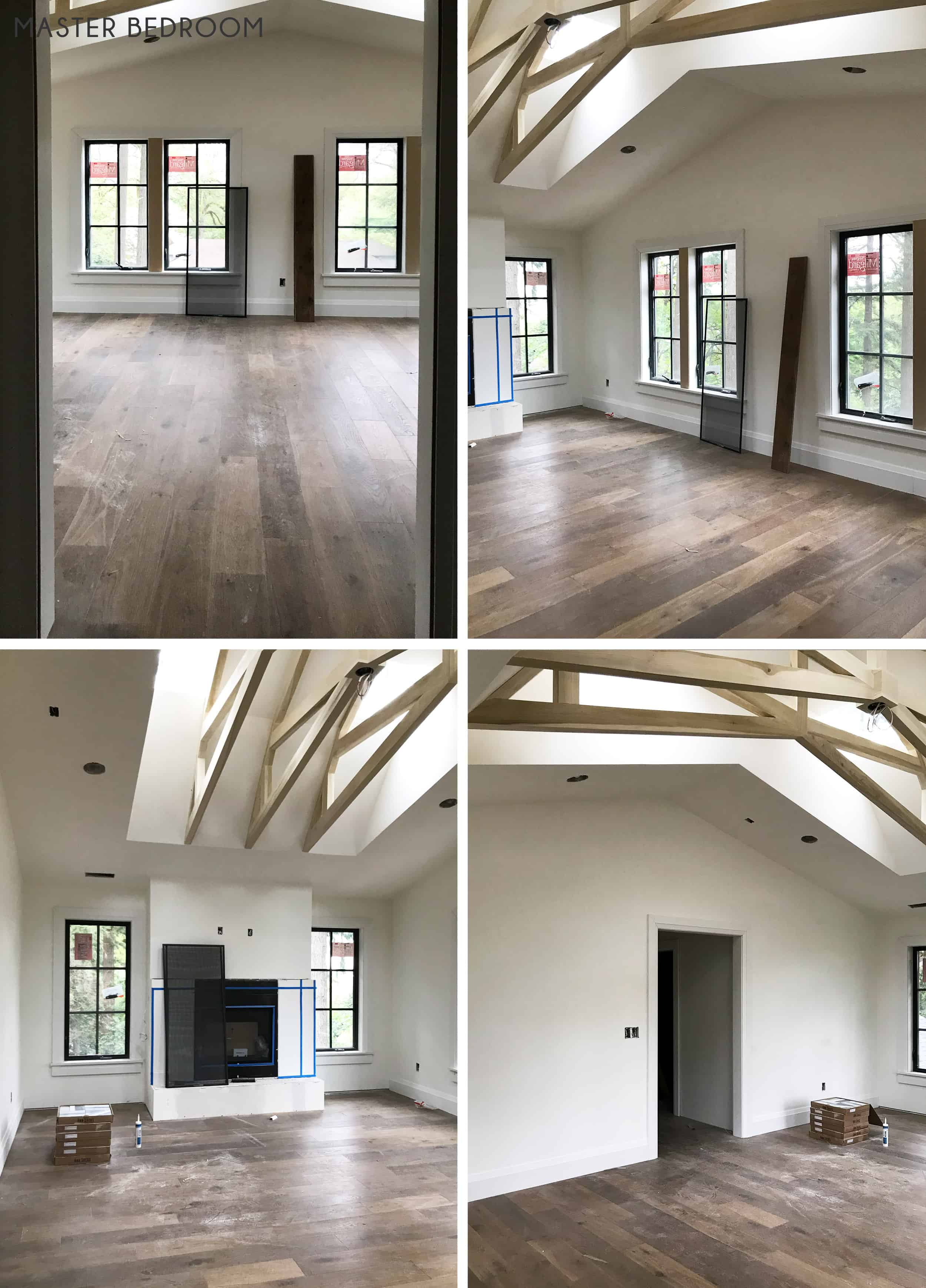 Emily Henderson Portland Traditional Updated Demo Pics Master Bedroom