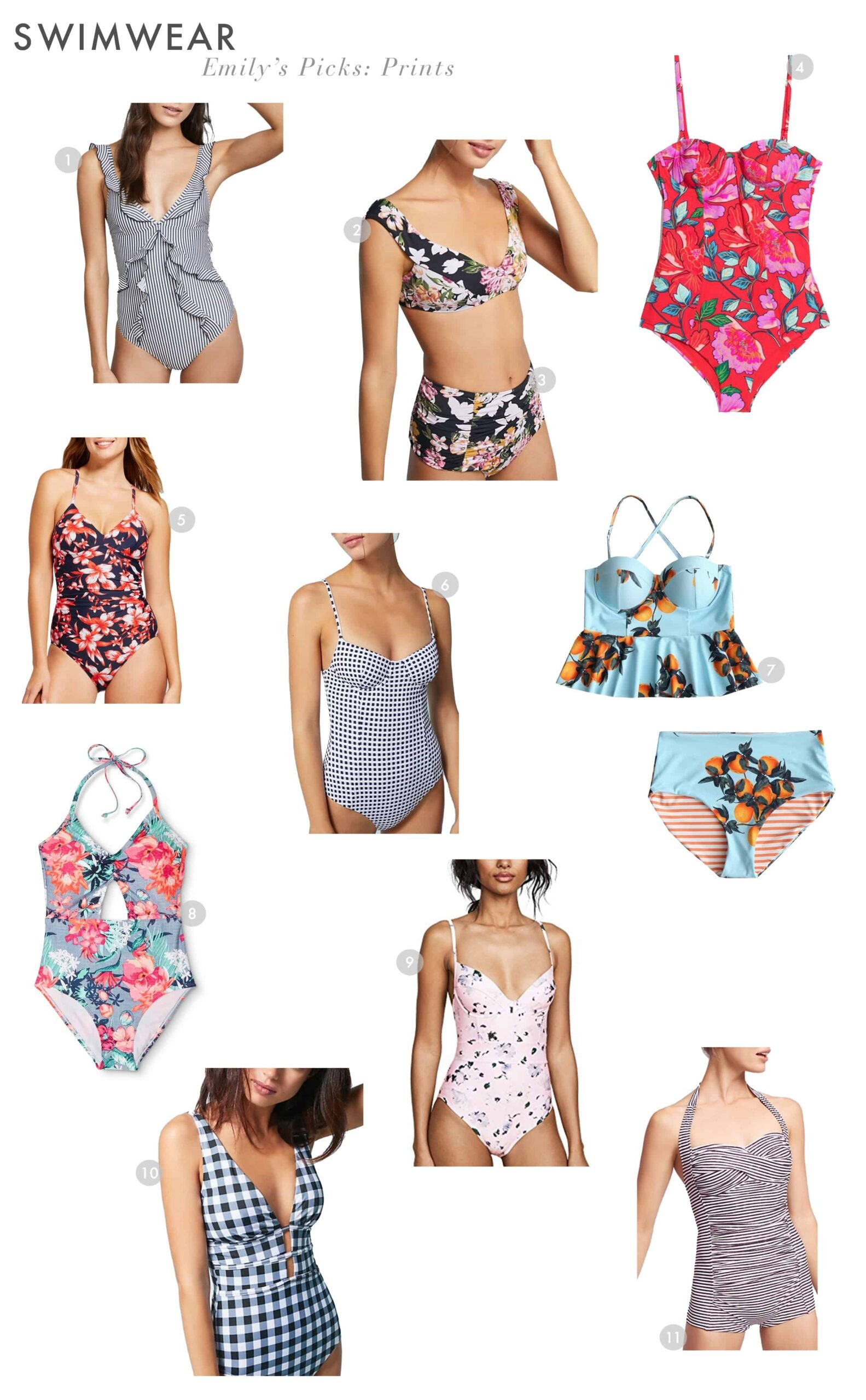 Emily Henderson Swimsuits Different Body Types Summmer Emily Prints 1