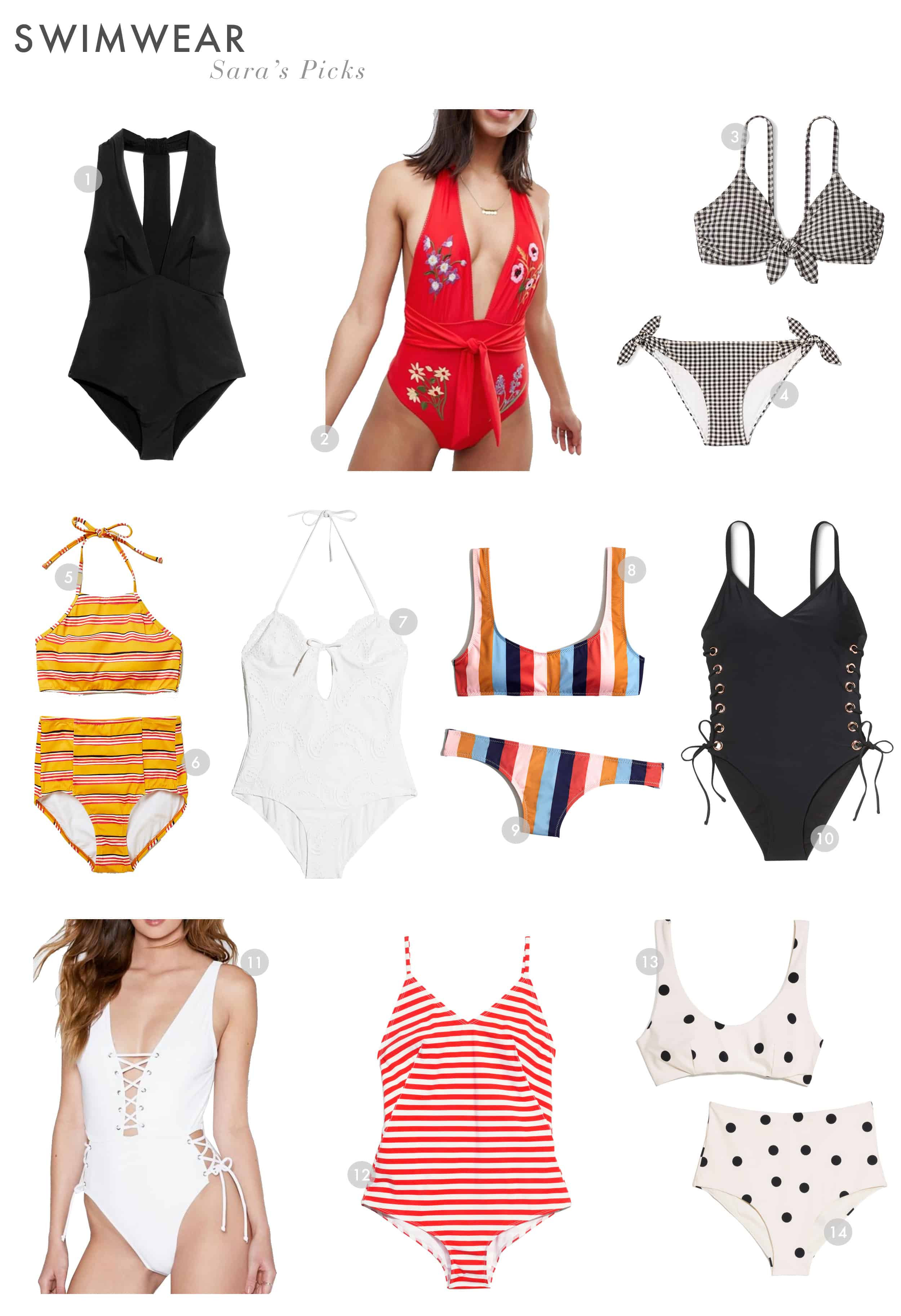 Emily Henderson Swimsuits Different Body Types Summmer Sara 1