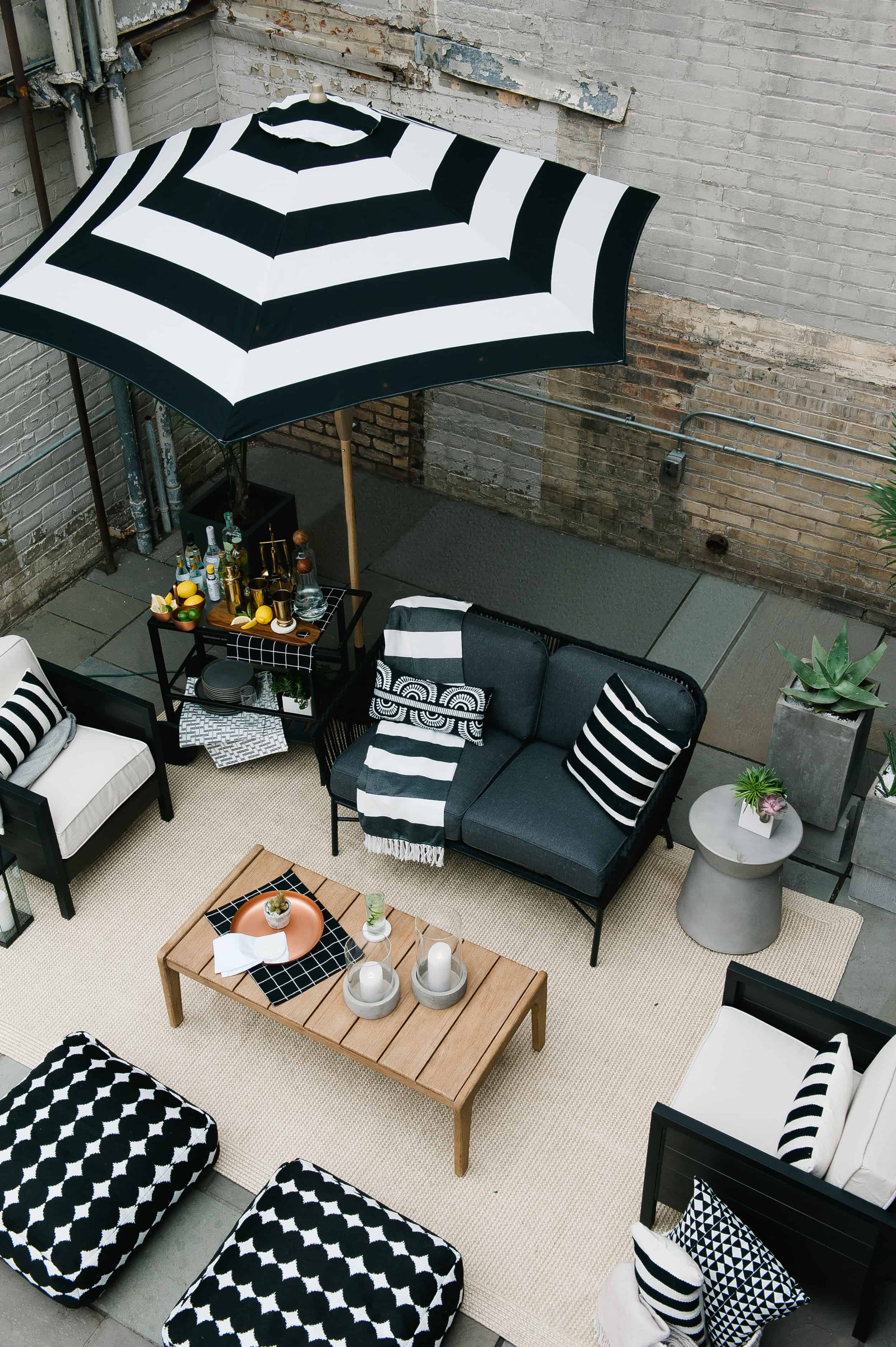 Emily Henderson Target Outdoor Collections Summer Patio Pic 10