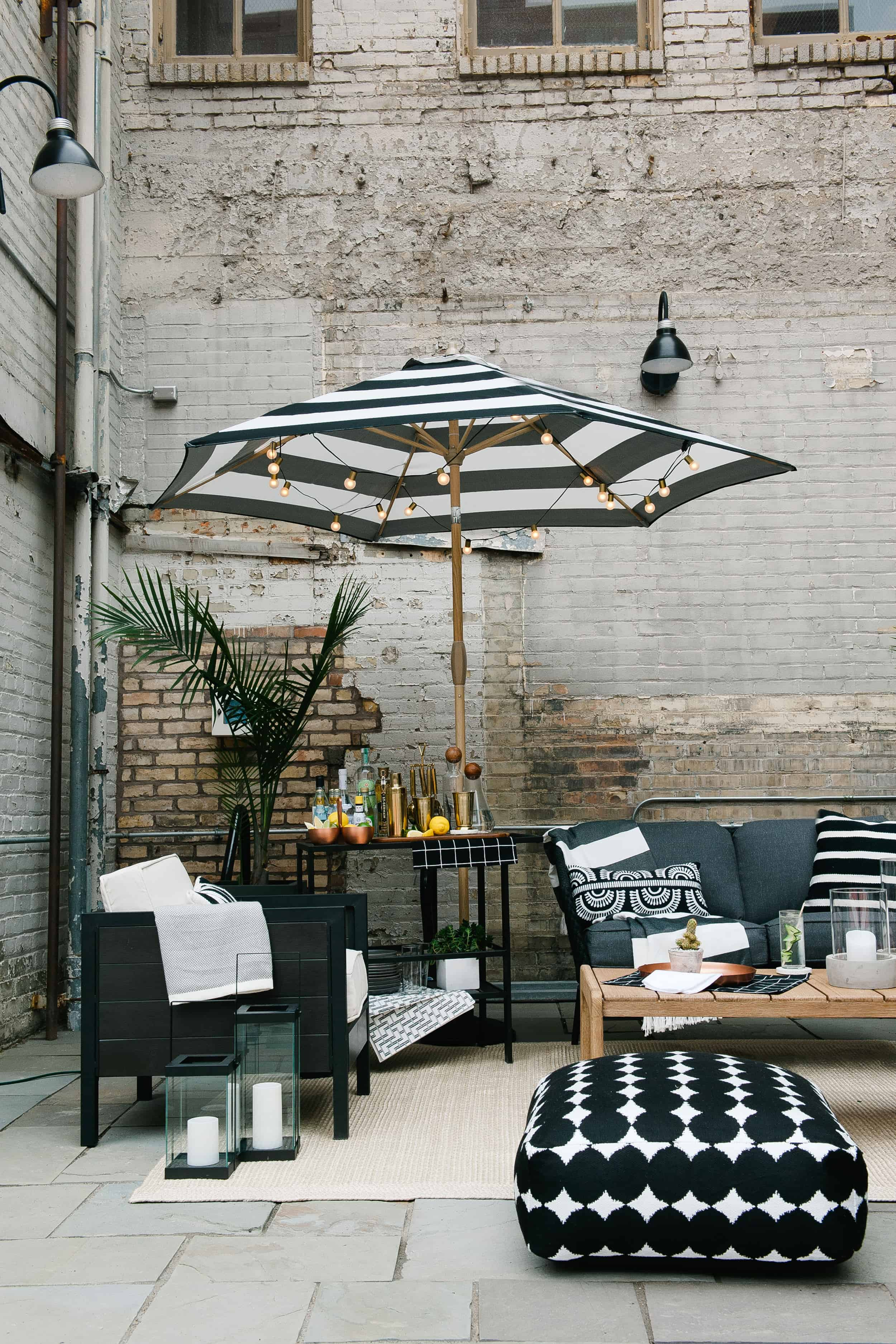 Emily Henderson Target Outdoor Collections Summer Patio Pic 7