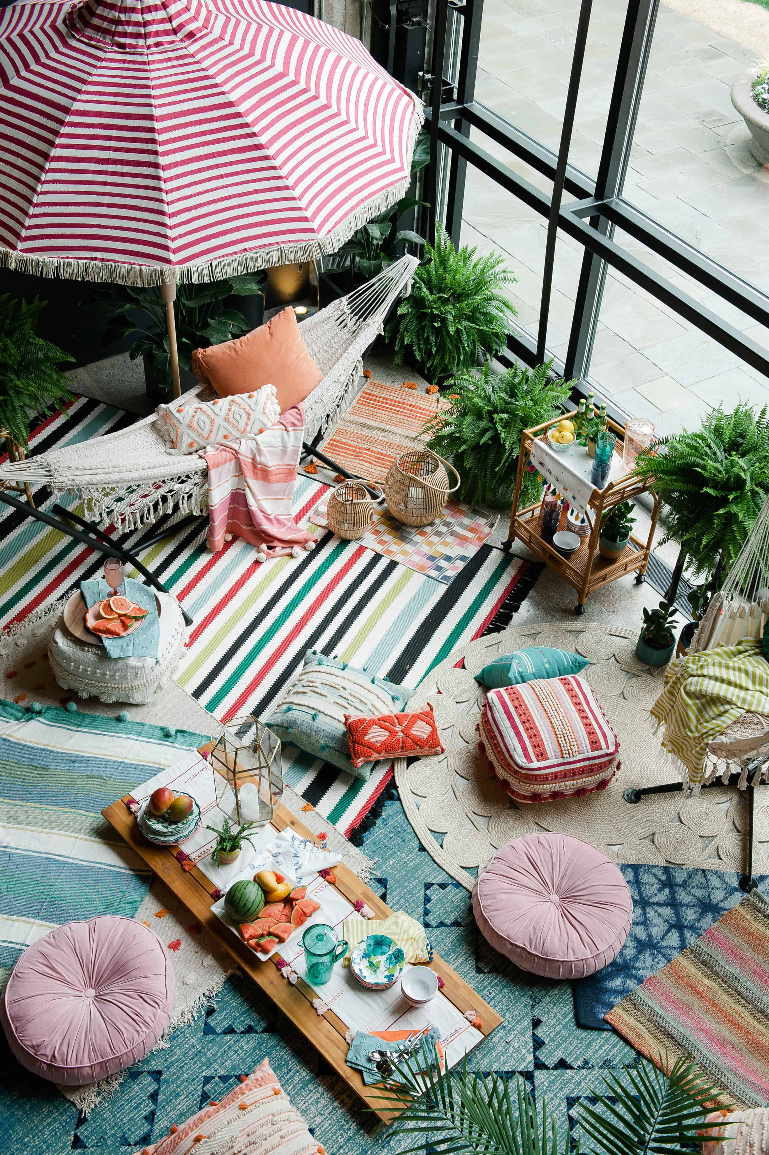 Emily Henderson Target Outdoor Collections Summer Patio Pic 83
