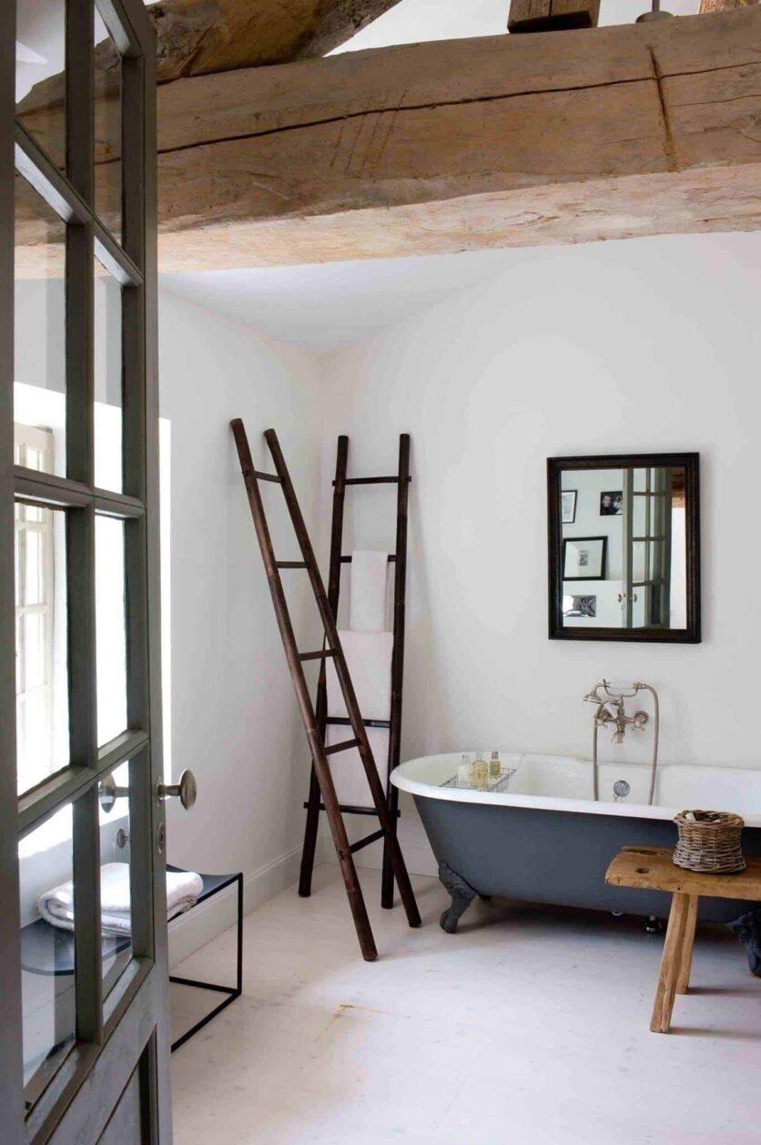 Bathroom With Freestanding Tub