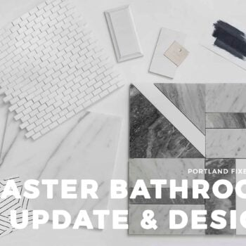 Emily Henderson Portland Fixer Upper Bathroom Design And Plans 01