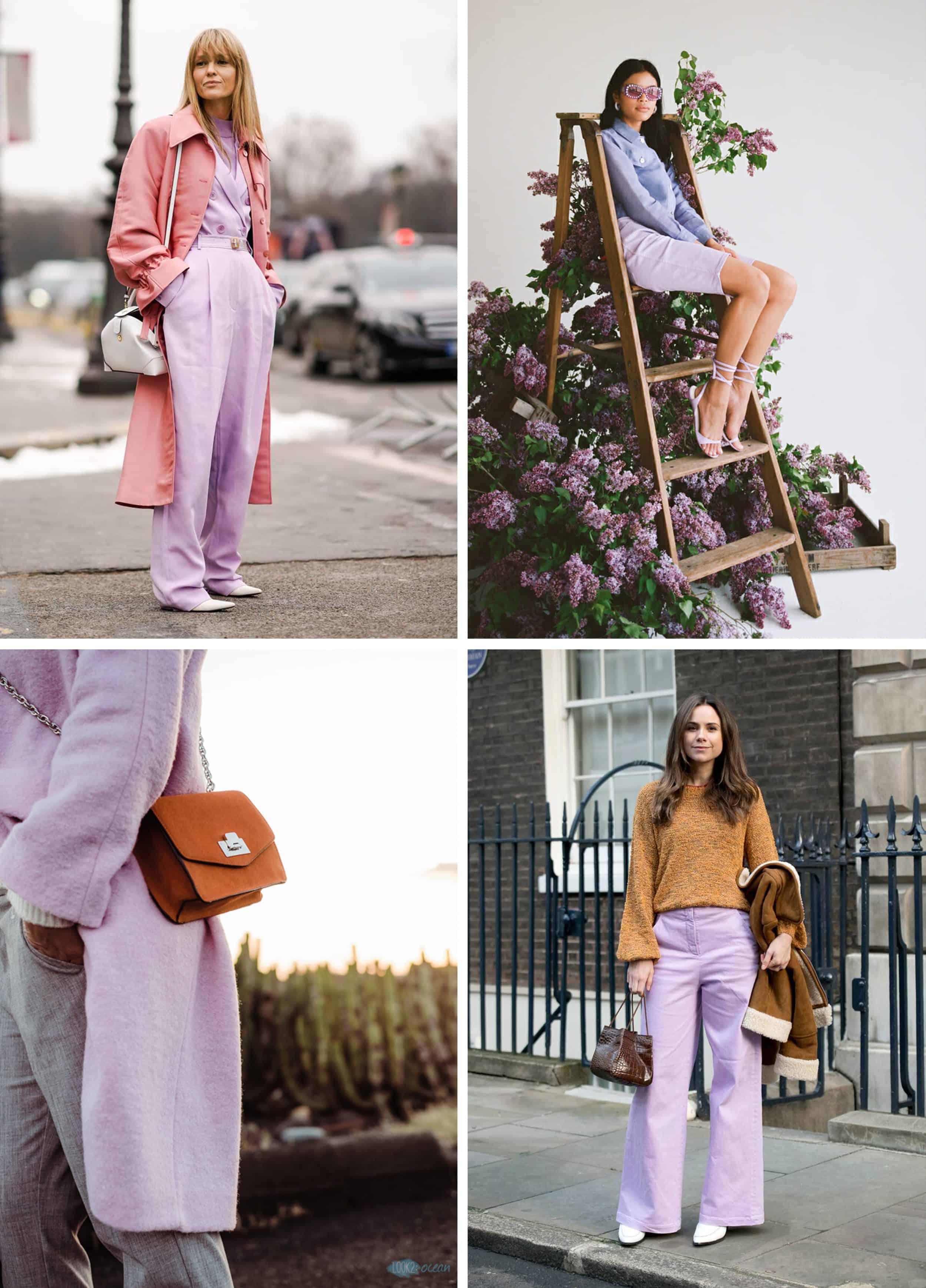 Lilac Trend Fashion 2018