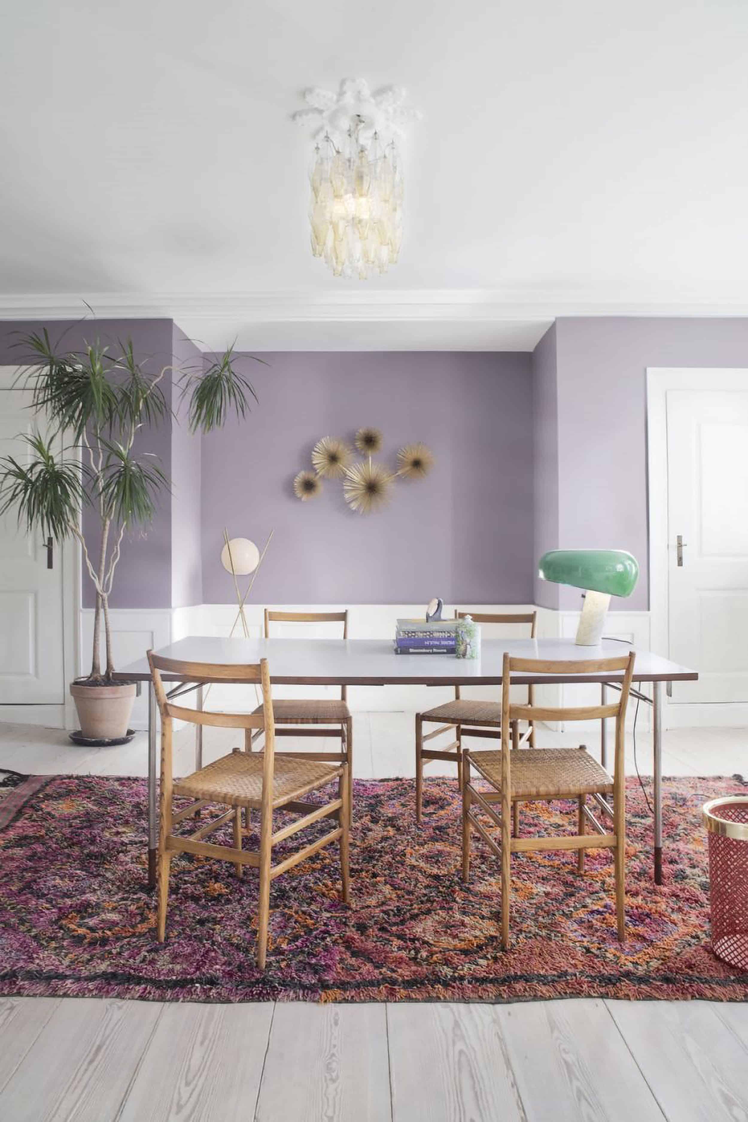 Emily Henderson Design Trends 2018 Modern Lilac 17