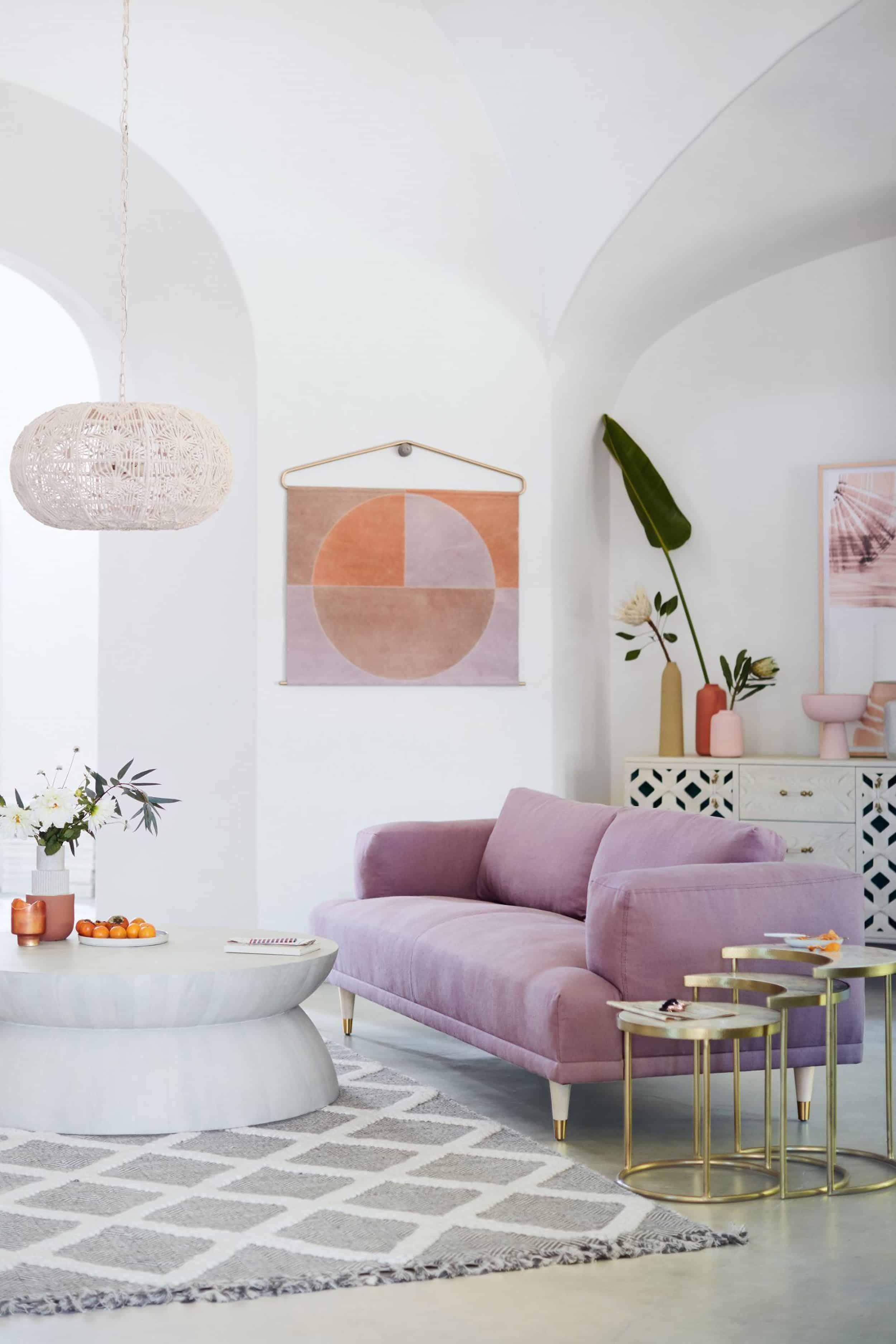 Emily Henderson Design Trends 2018 Modern Lilac 4