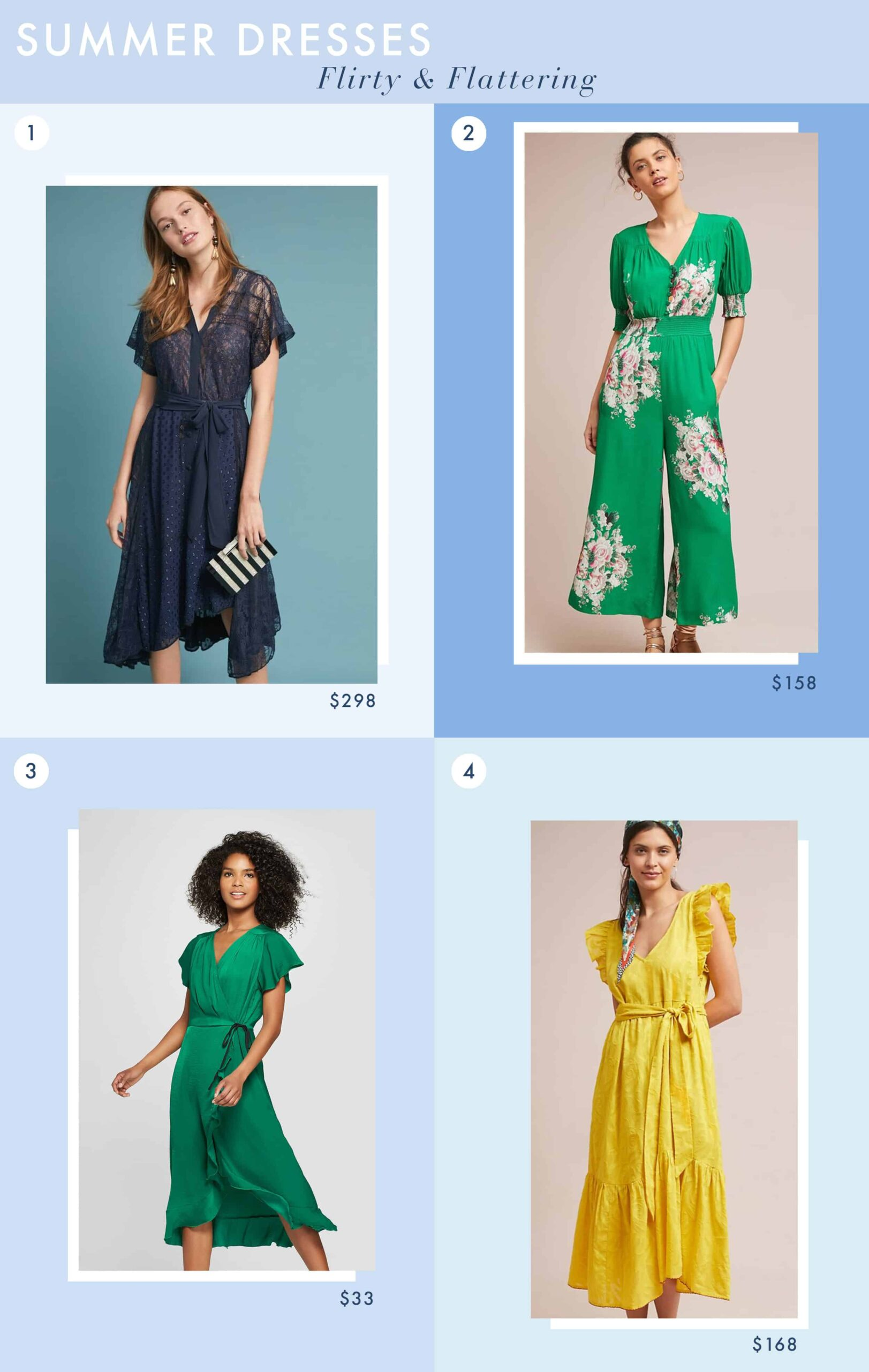Emily Henderson Fashion Summer Dresses Flirty And Flattering