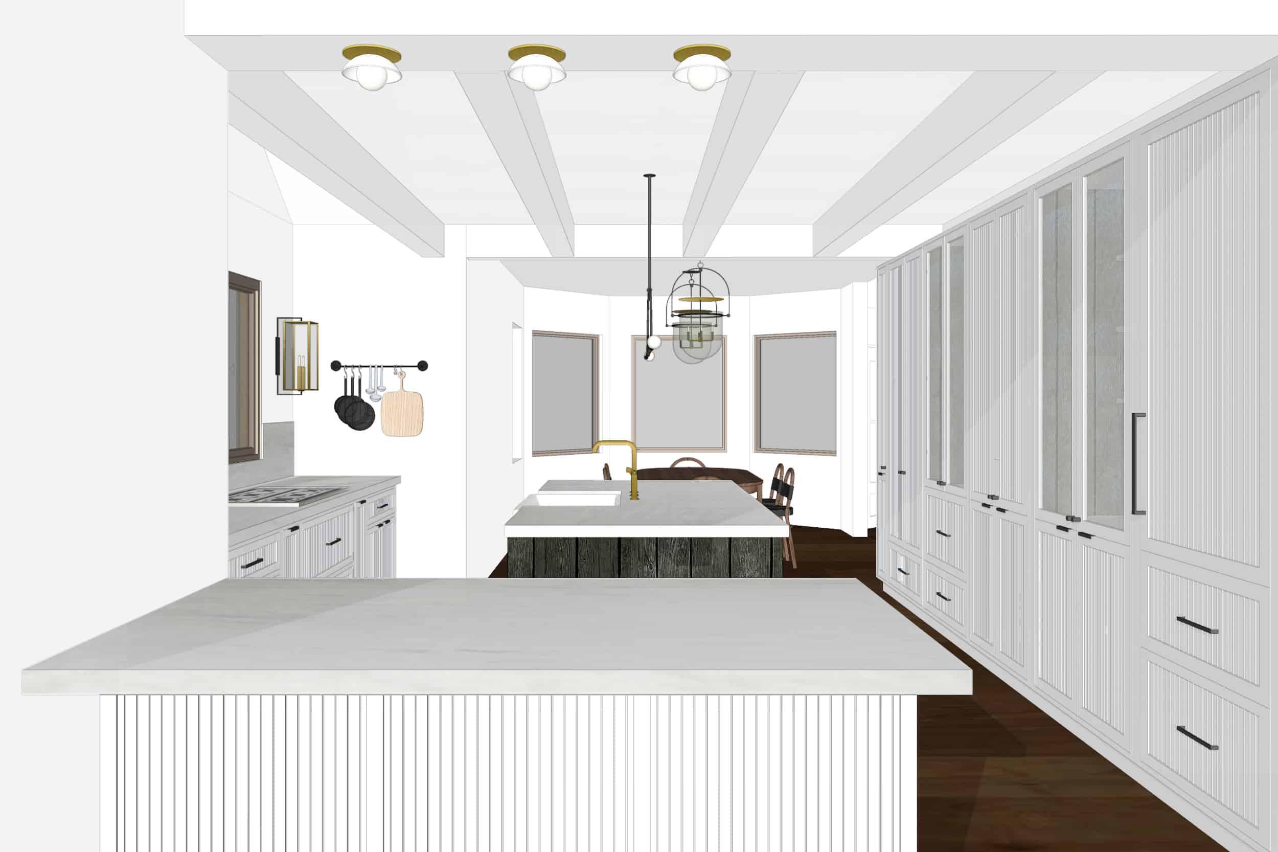 Emily Henderson Mountain Fixer Upper I Design You Decide Kitchen Render 01 Fnladj