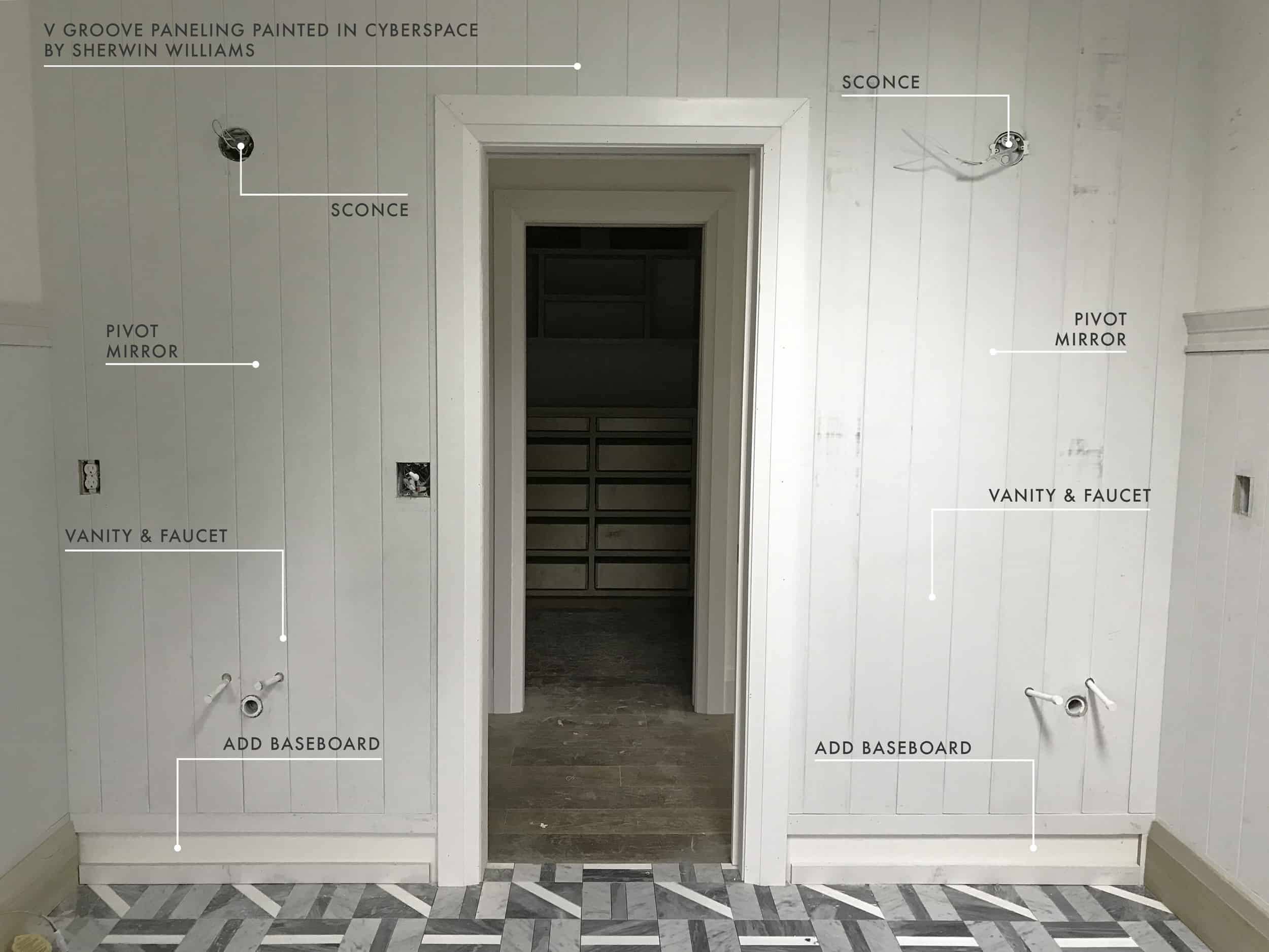 Emily Henderson Portland Fixer Upper Vanity Wall Bathroom Master Jess2
