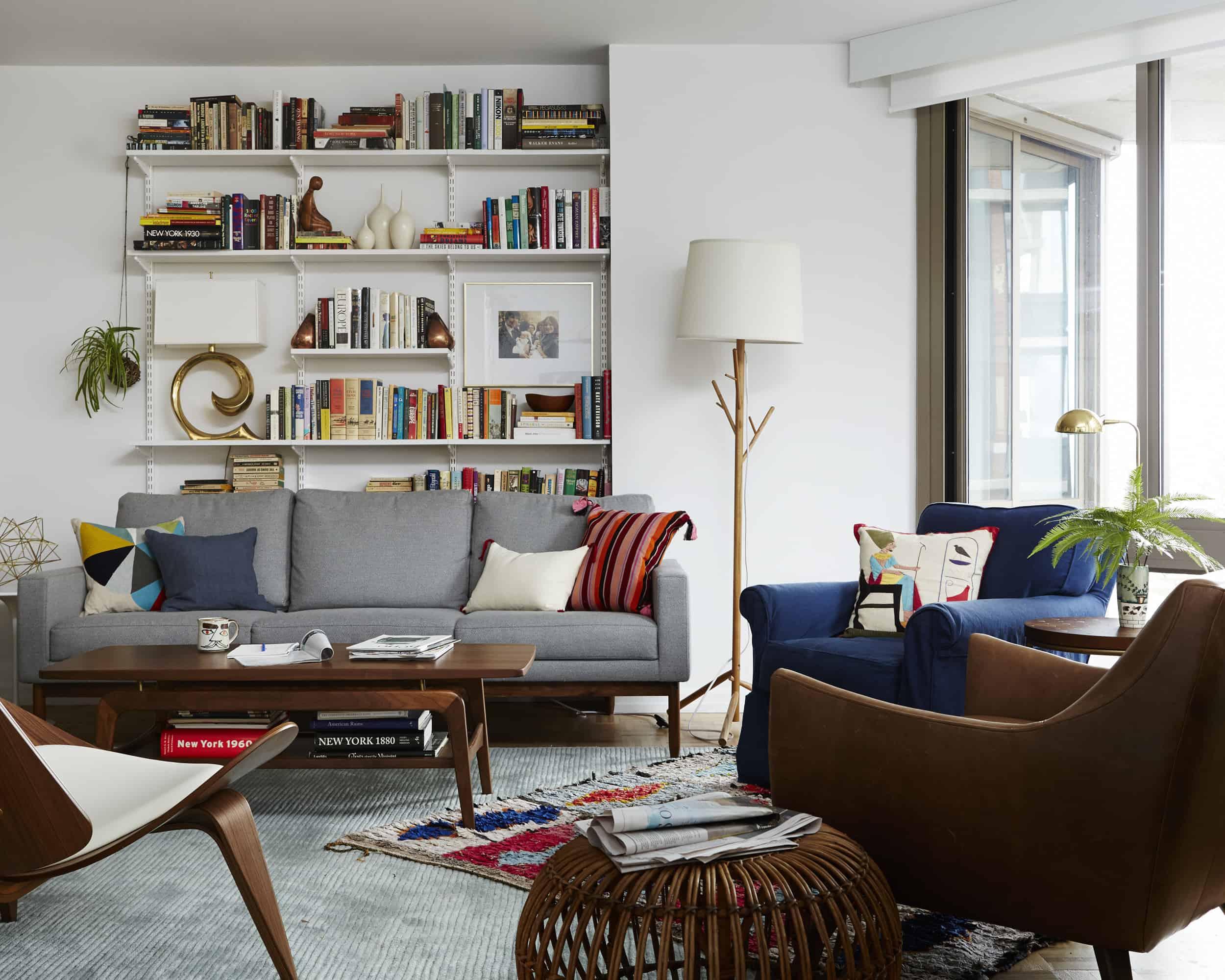 Midcentury Modern Living Room Decor Ideas