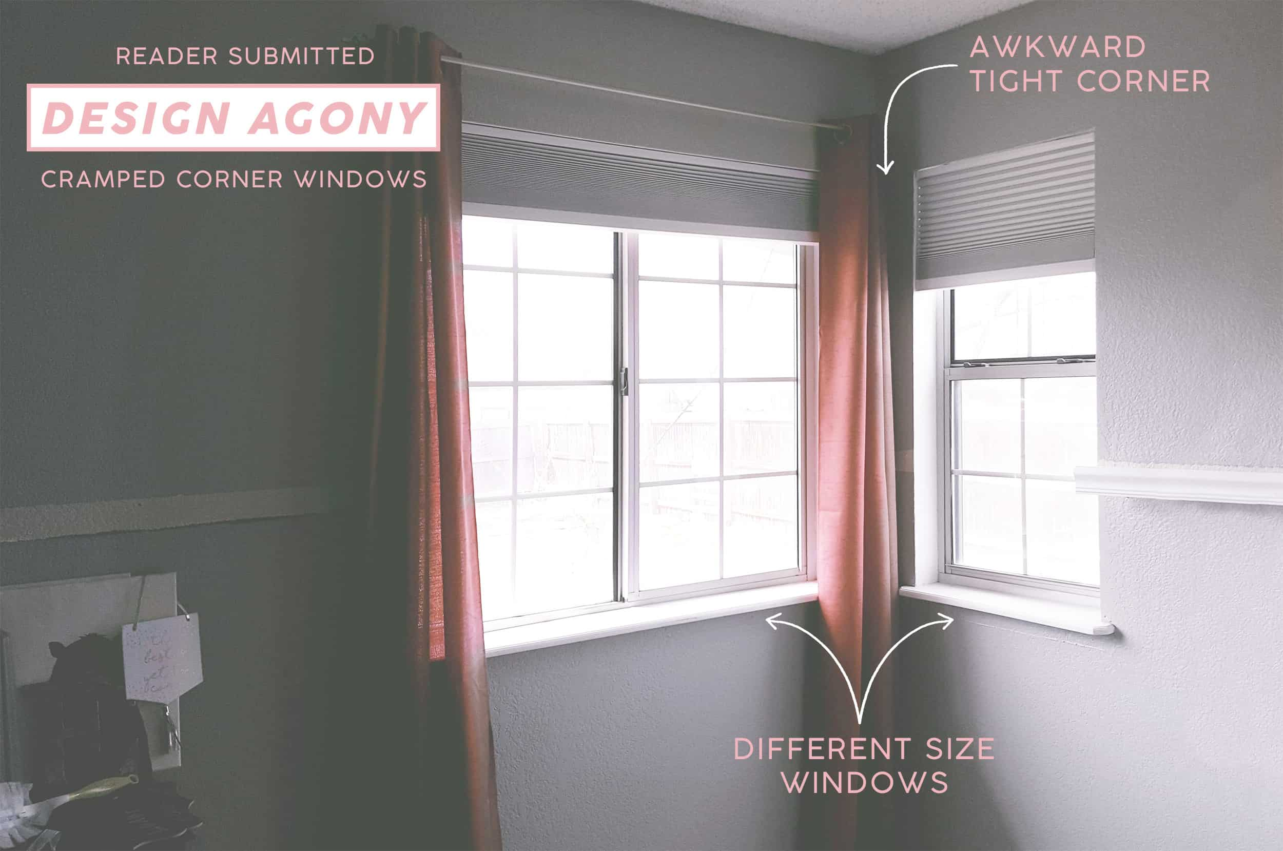 9 Solutions For How To Dress Awkward Windows
