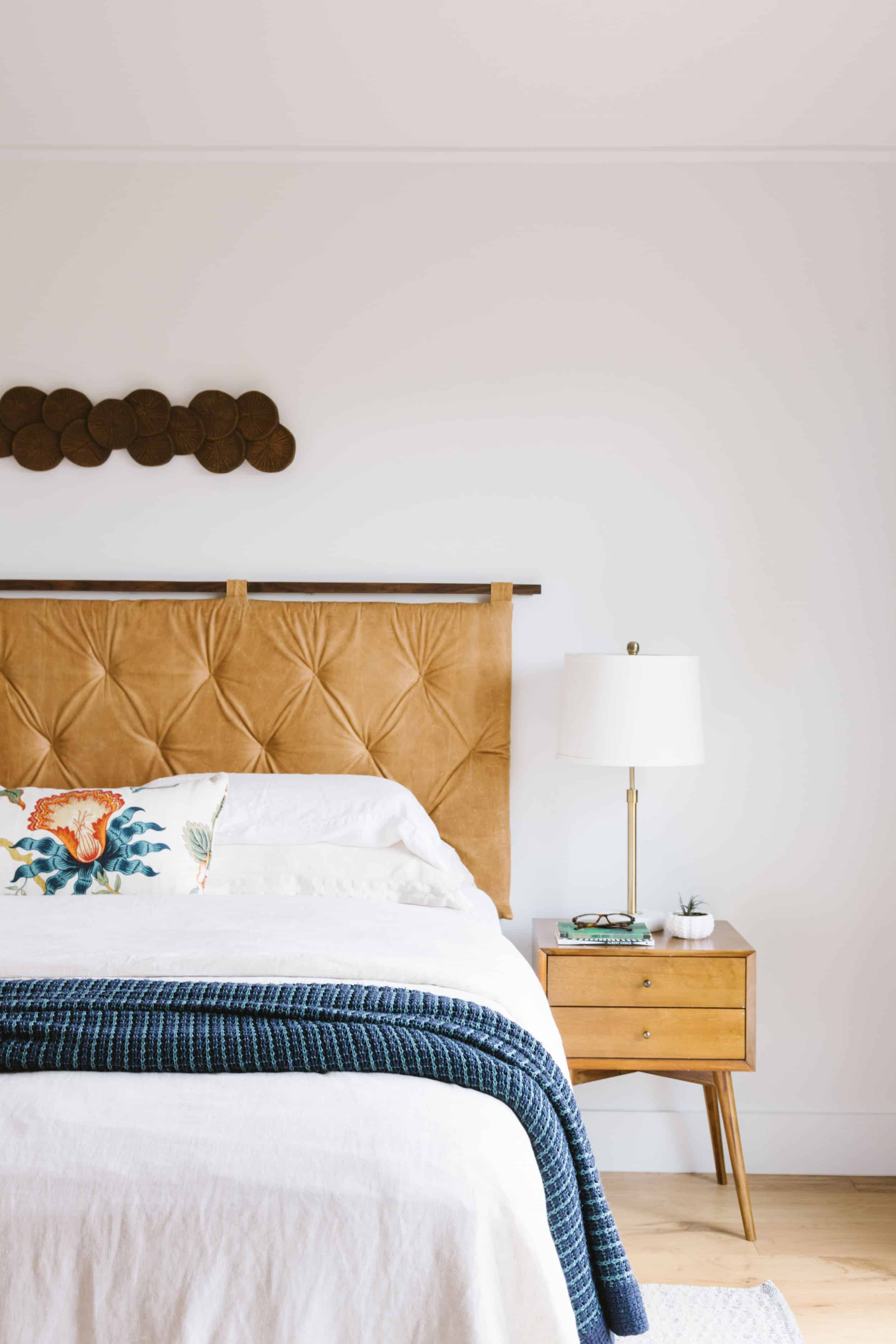 Samantha Gluck Emily Henderson Bedroom Vintage Inspired