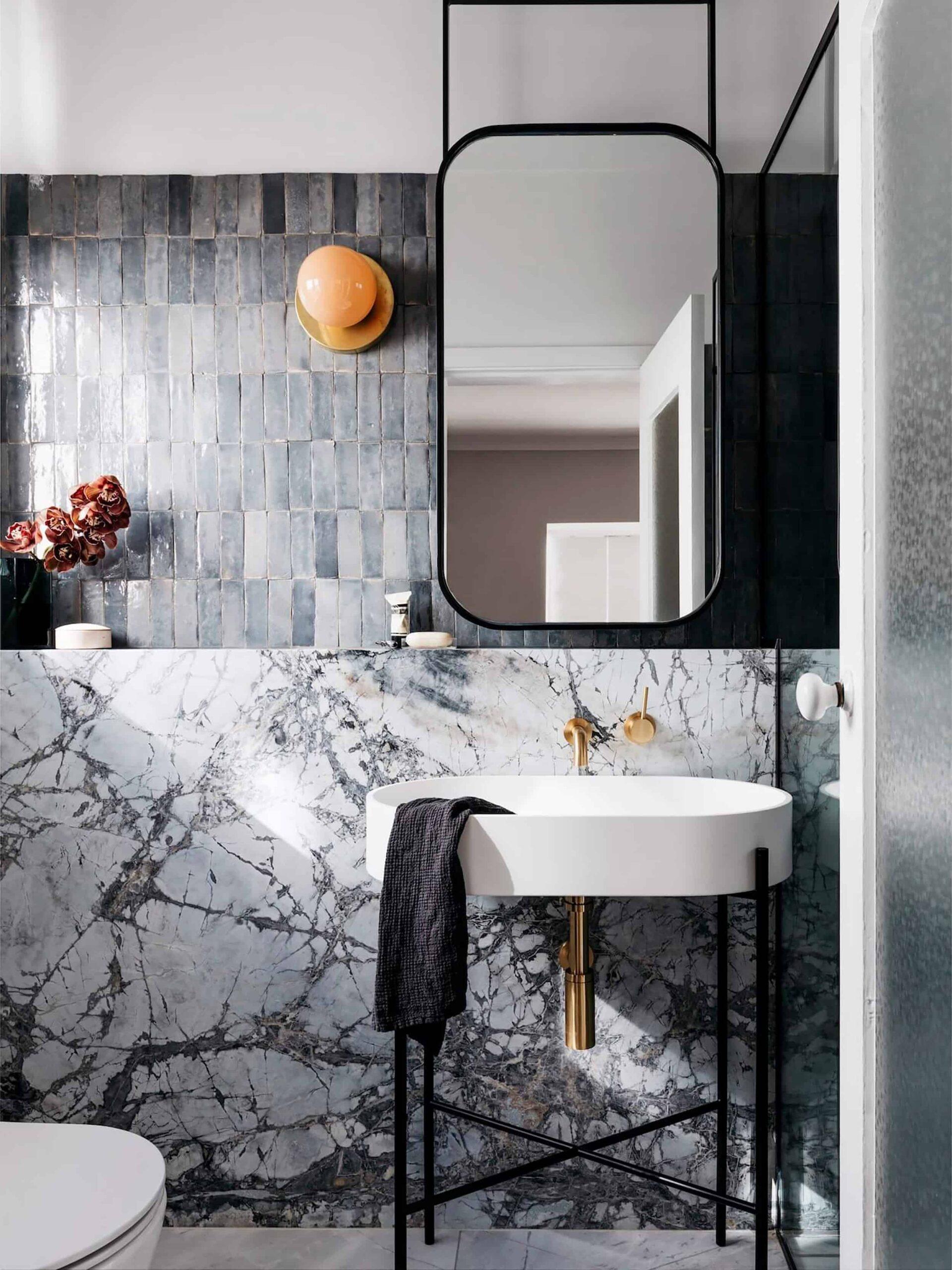 Bathroom Mirror Ideas, Pull Out Bathroom Mirror