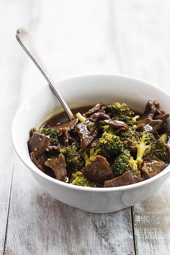 Easy Kid Friendly Slow Cooker Meals Slow Cooker Beef Broccoli 5