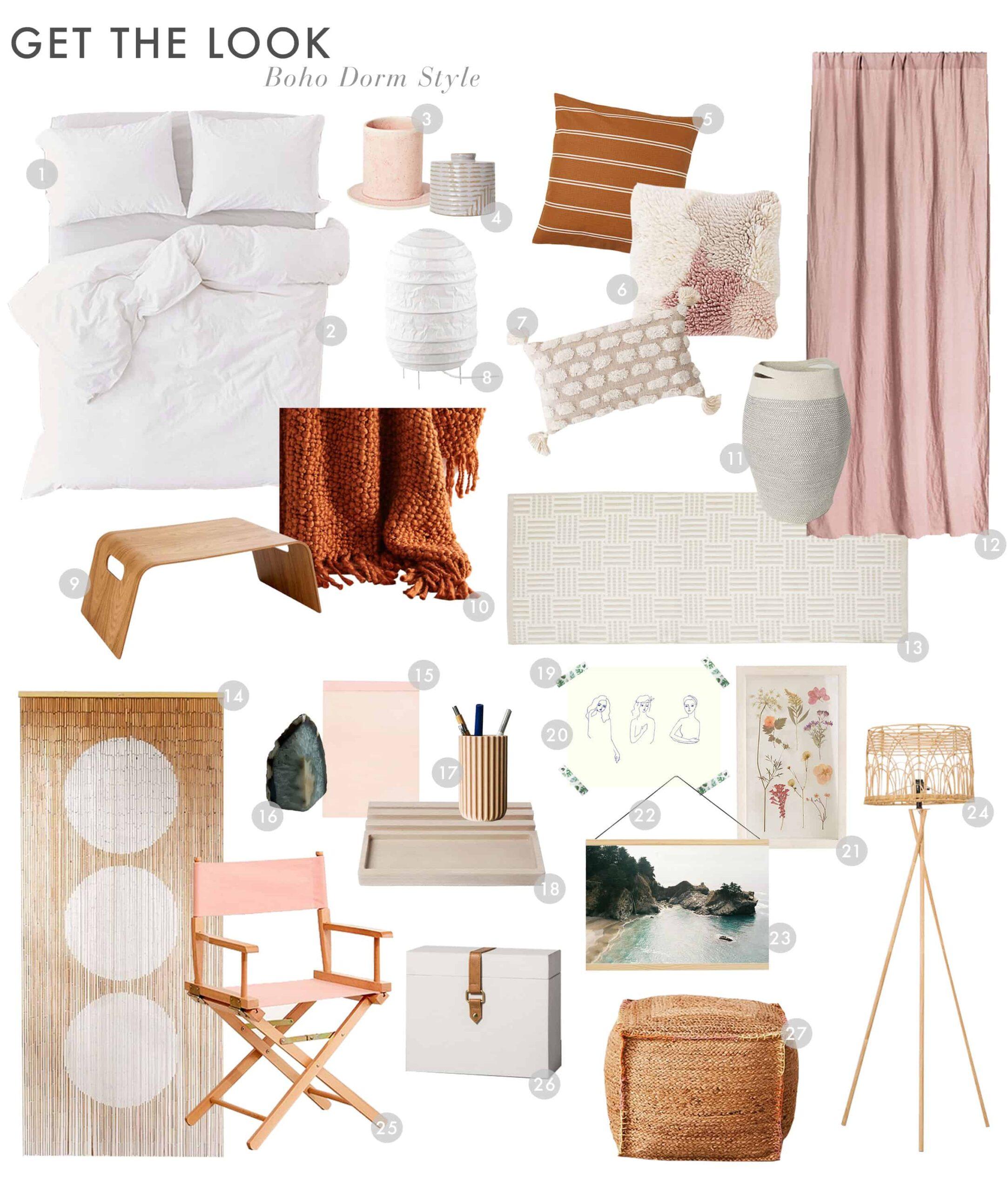 Dorm Room Boho1