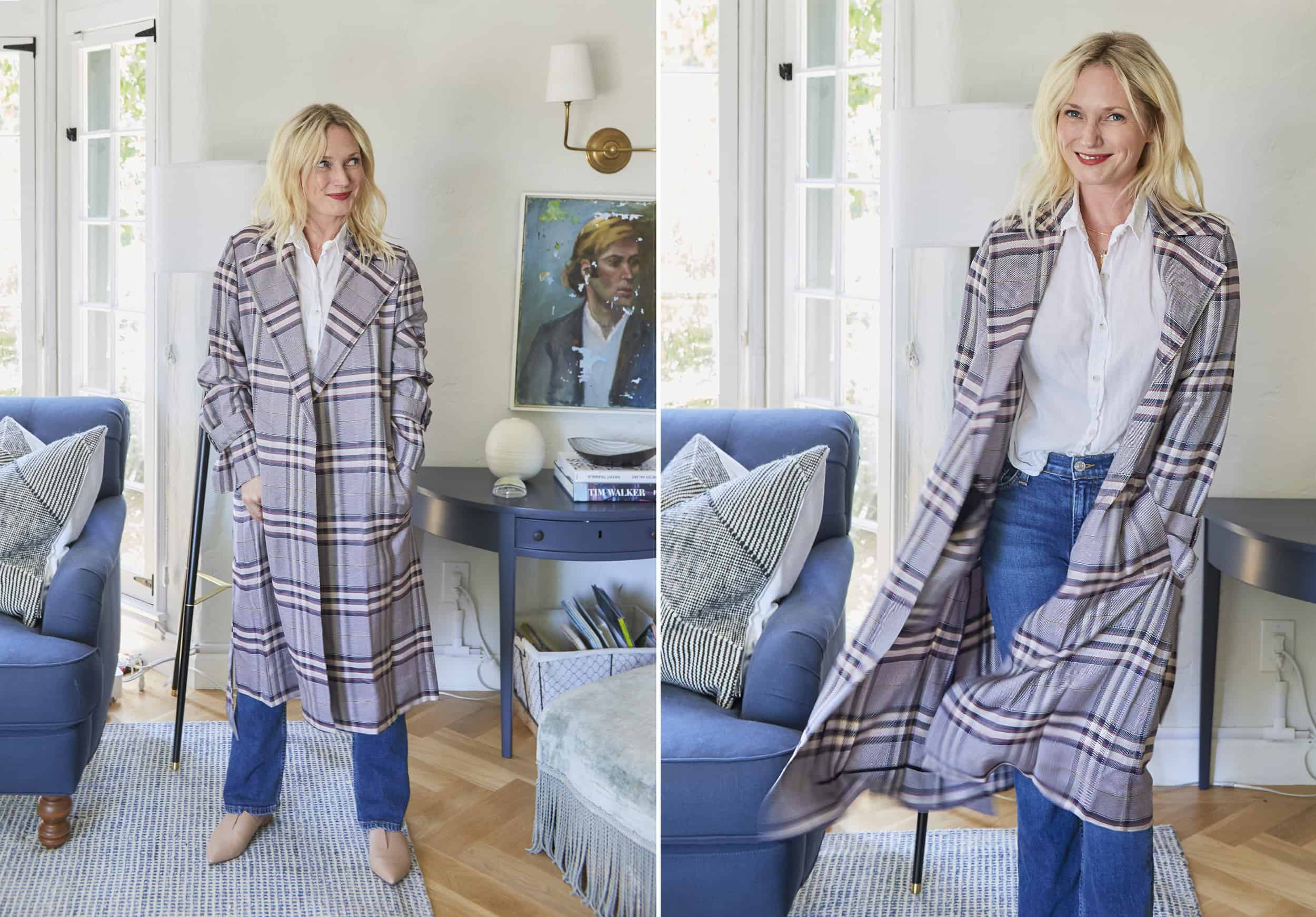 Emily Henderson Nordstroms Anniversary Sale Fall Essentials 2018 Perfect Oversized Trench