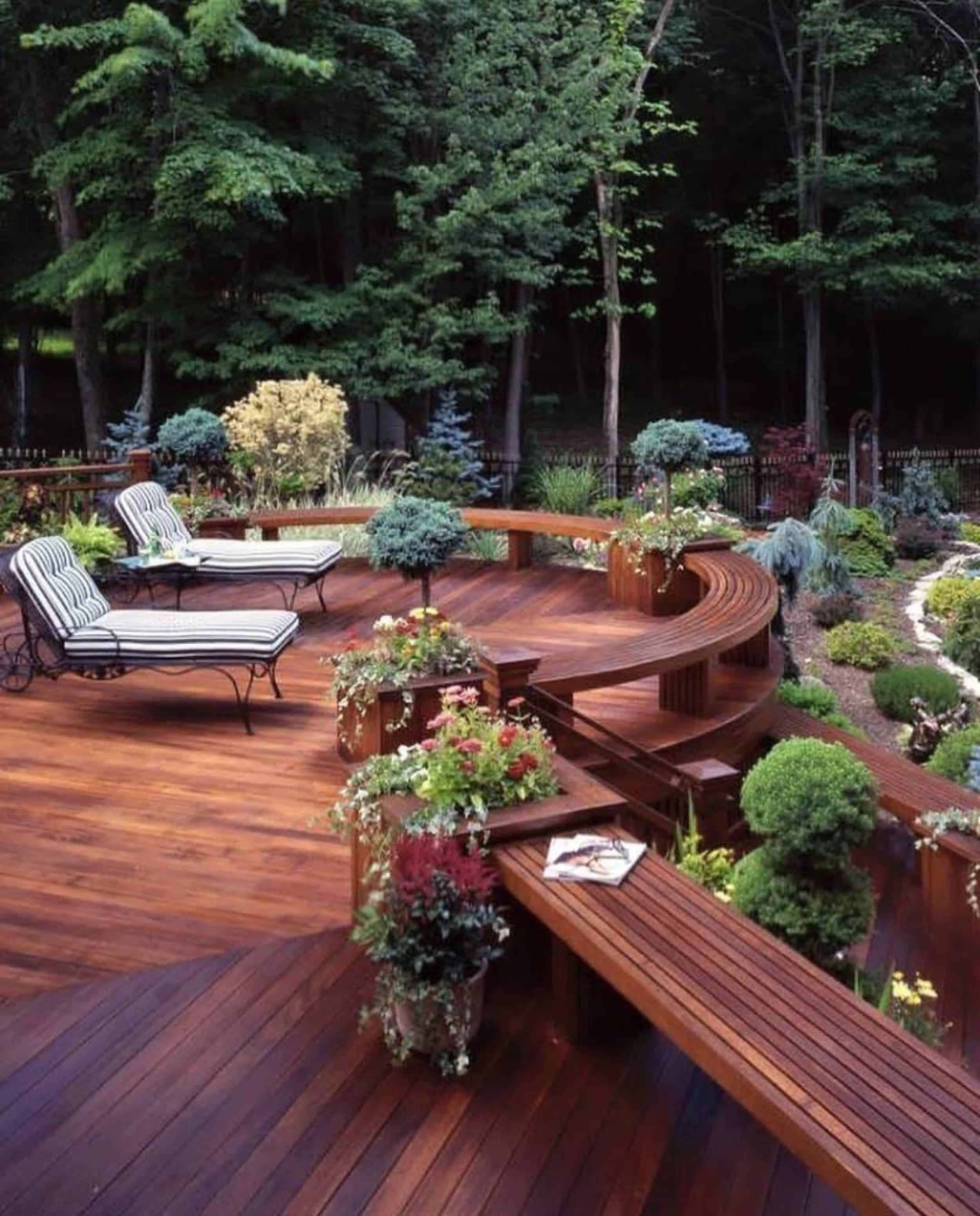 Deck and Patio Inspirations