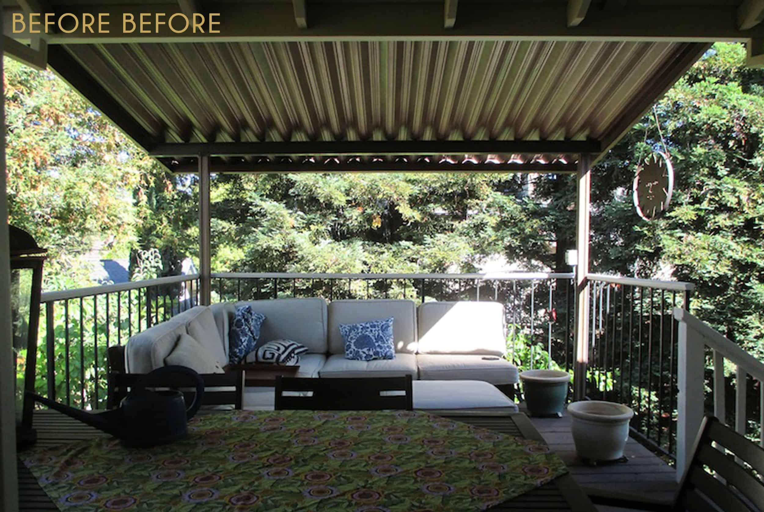 Orlando Soria Deck Remodel