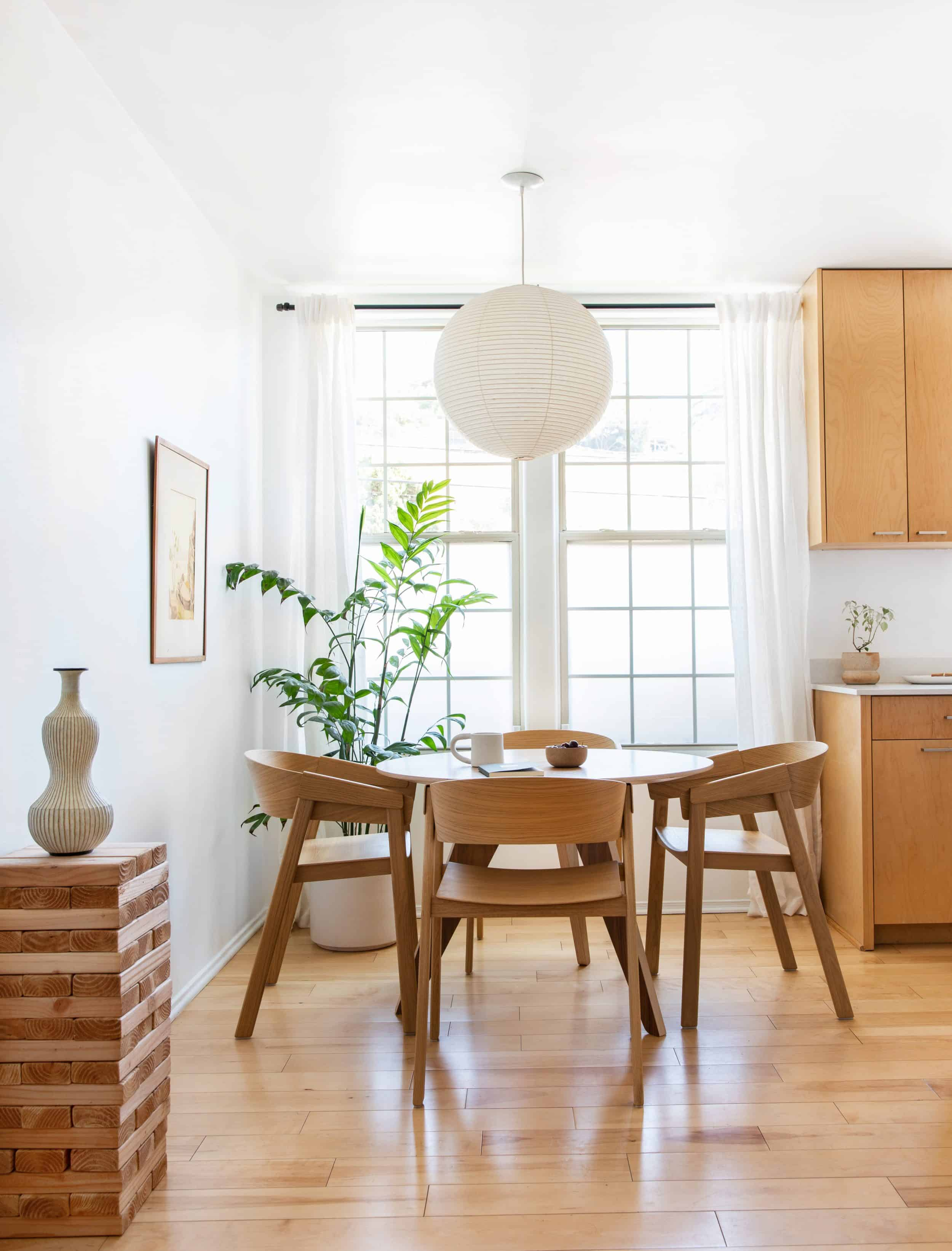 Melanie Burstin Dining Room 1