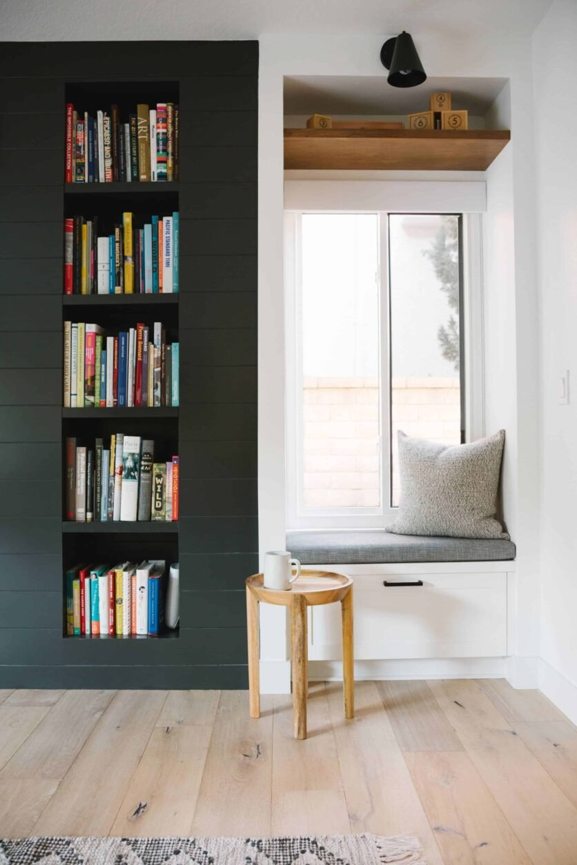 15 Samantha Gluck Emily Henderson Built In Reading Window1