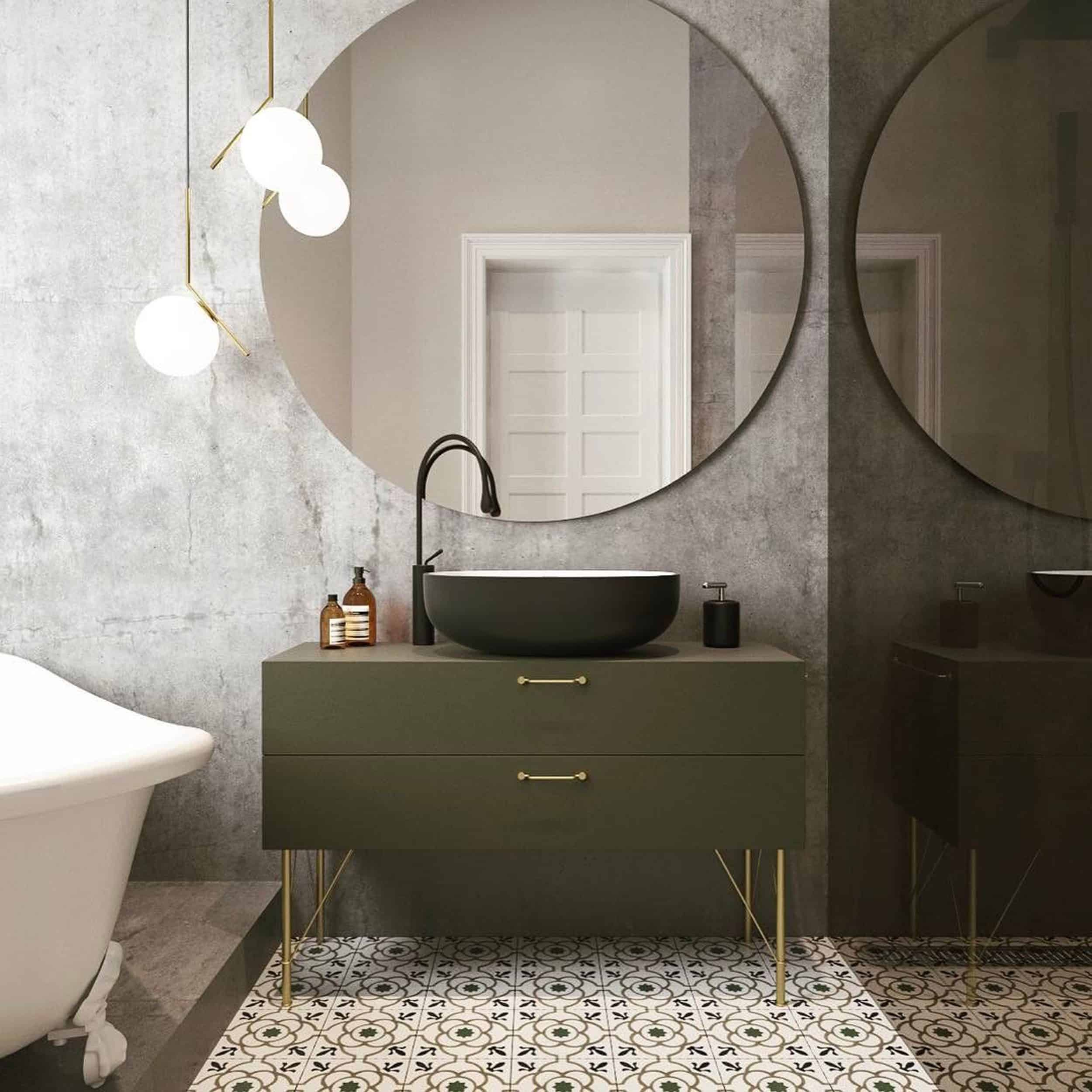 Modern Bathroom Design Trends 2018