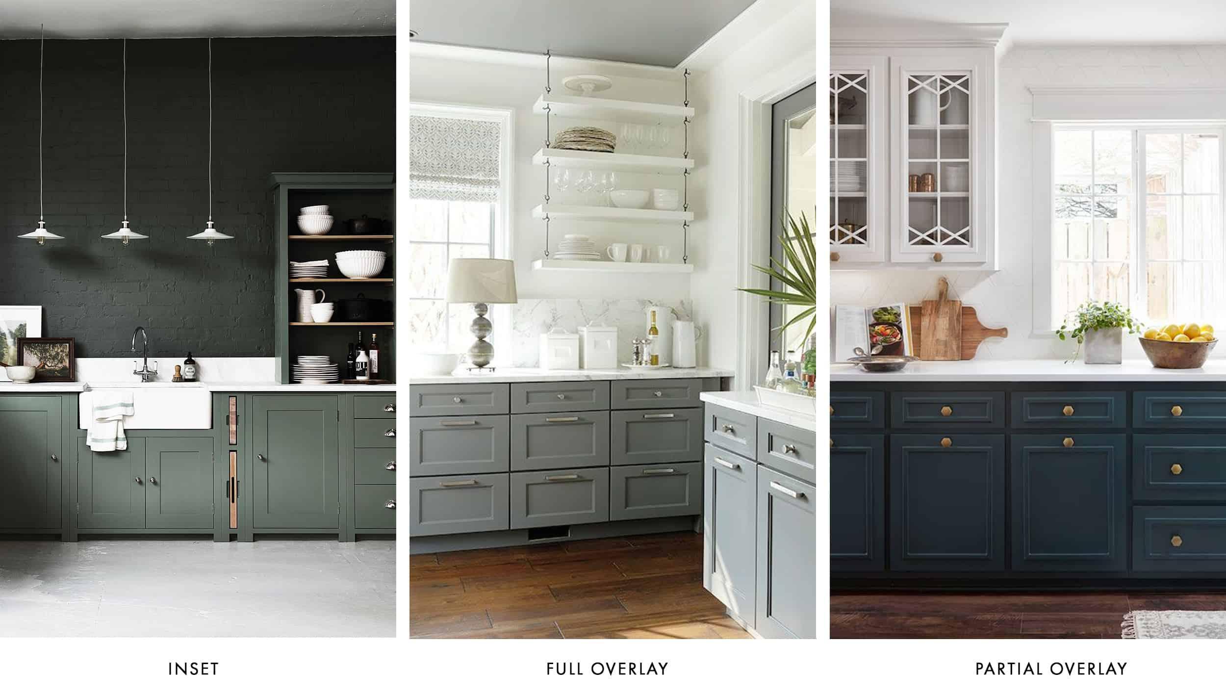 Emily Henderson Mountain House Kitchen Kitchen Evolution Cabinet Door Type