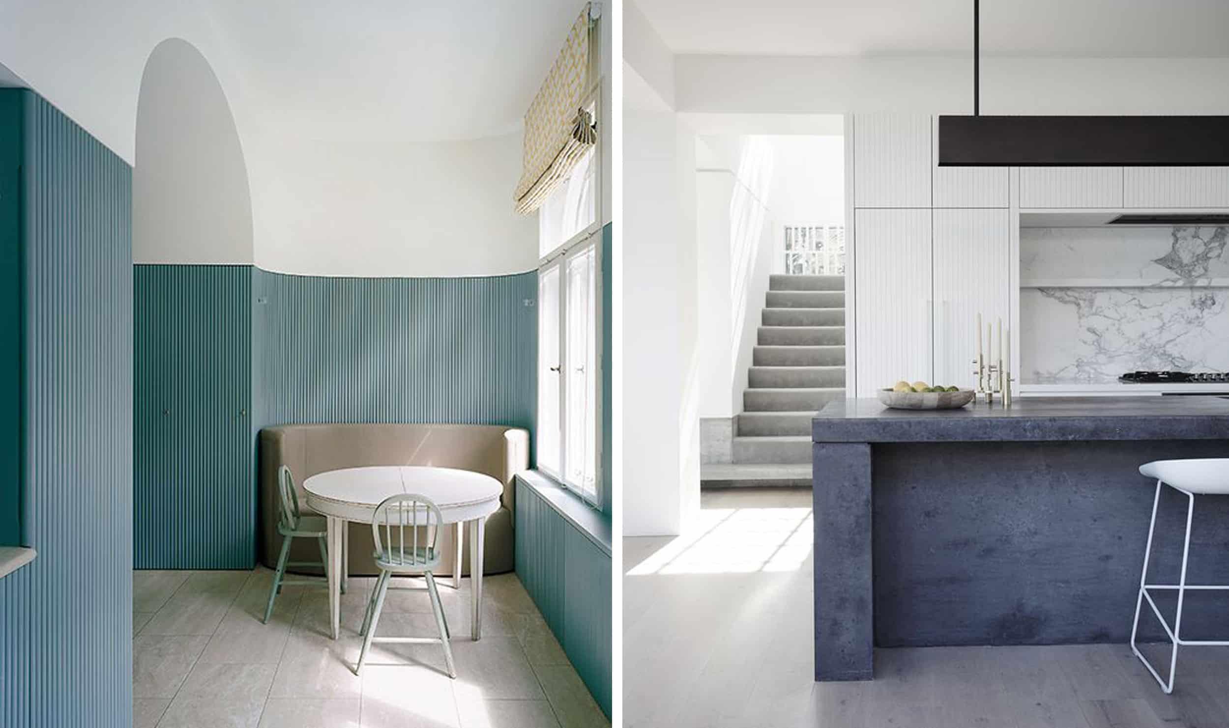 Emily Henderson Mountain House Kitchen Kitchen Evolution Inspo Small Grooves