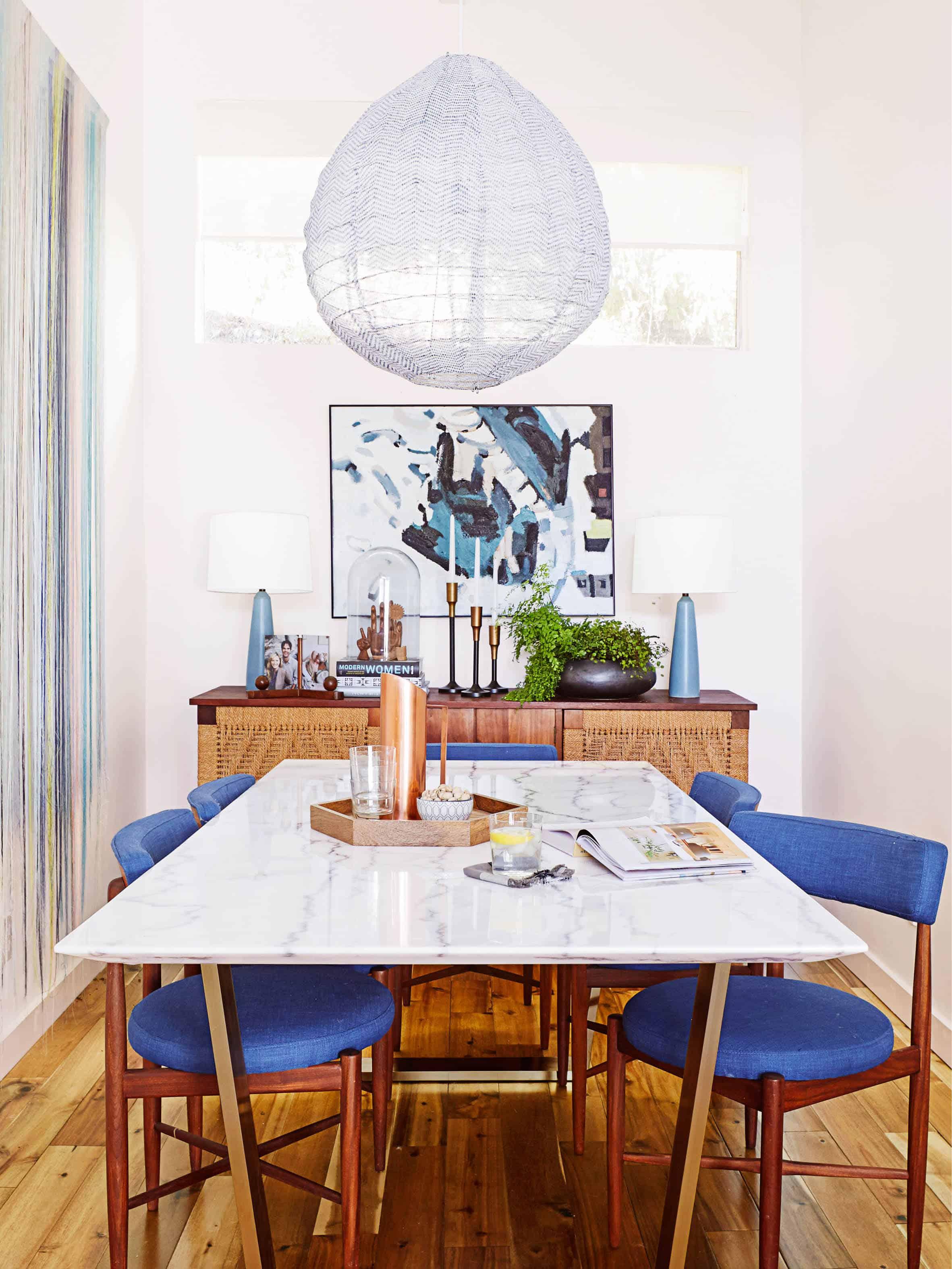 Emily Henderson Style Evolution Dining Room 1