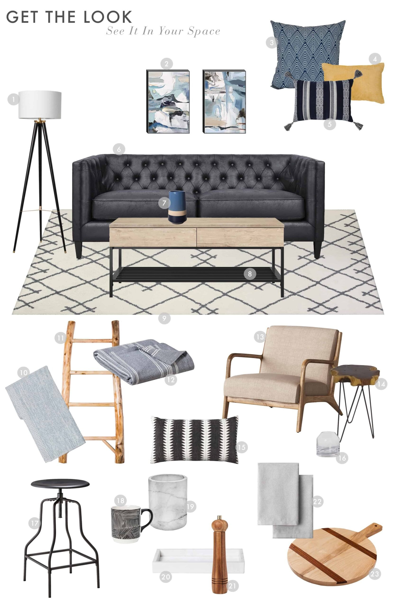 Emily Henderson Target See It In Your Space Get The Look 1