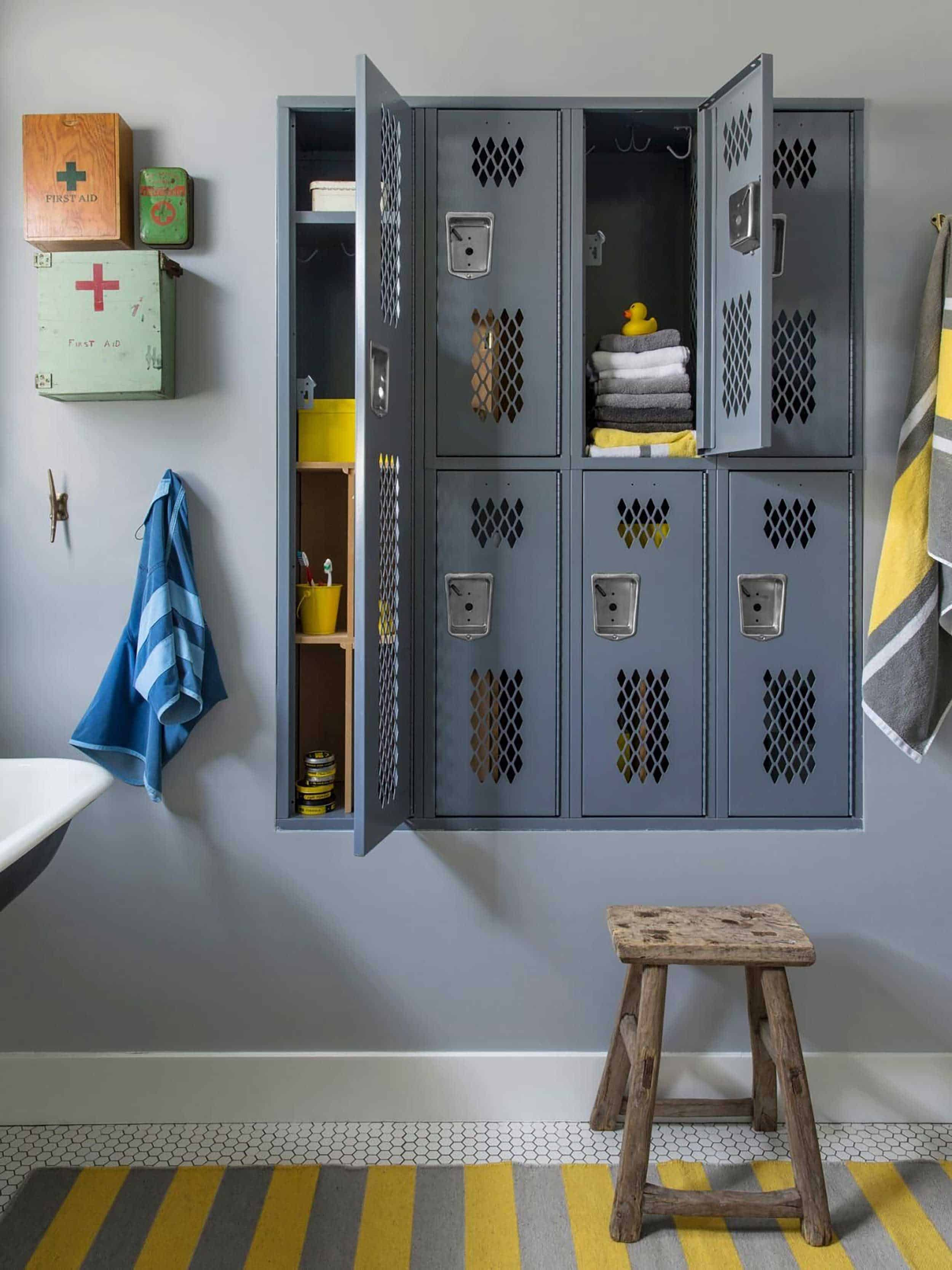 Emily Henderson_HGTV_Kids Bathroom