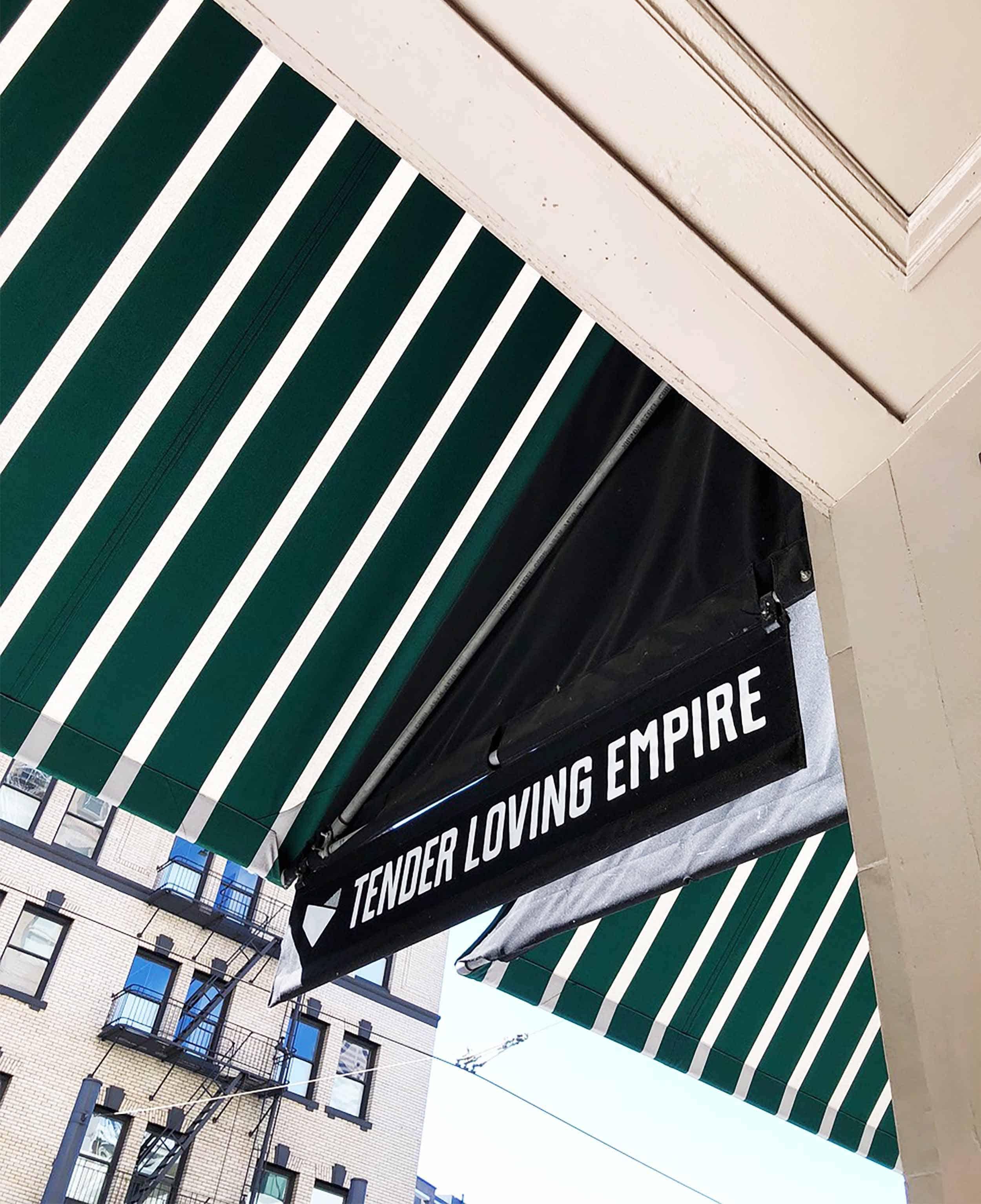 Tender Loving Empire Outside