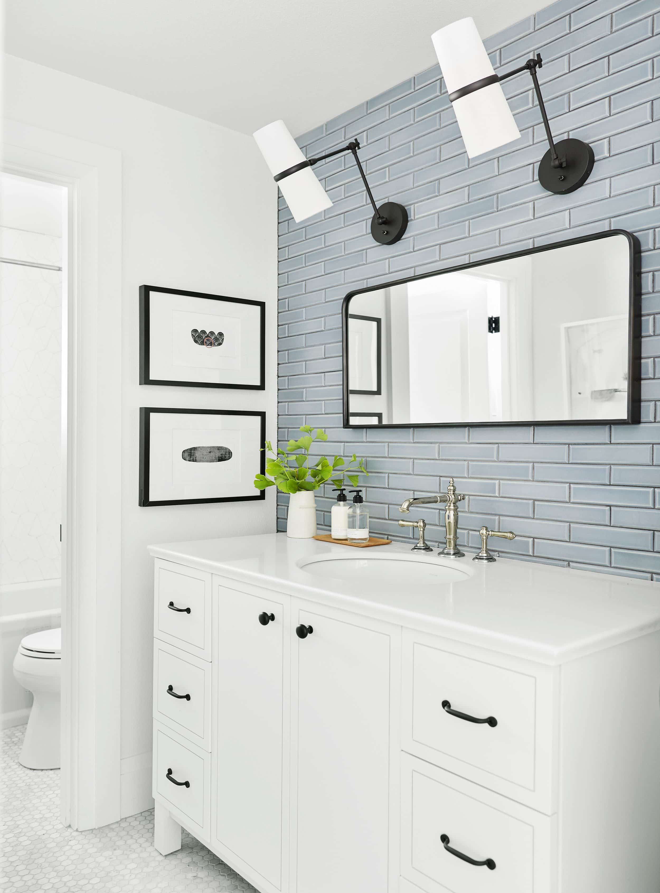 Emily Henderson bathroom remodel ideas