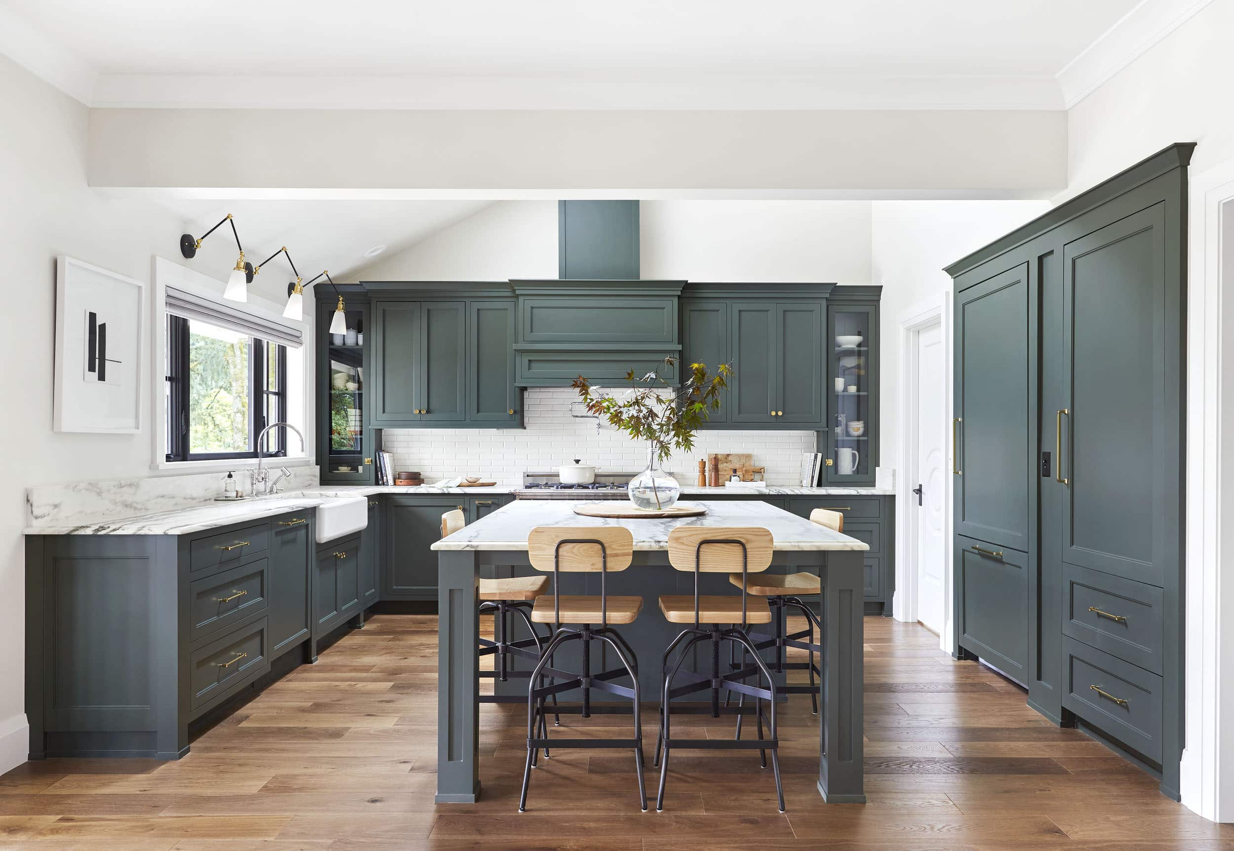 12 Bold Blue And Green Paint Colors We