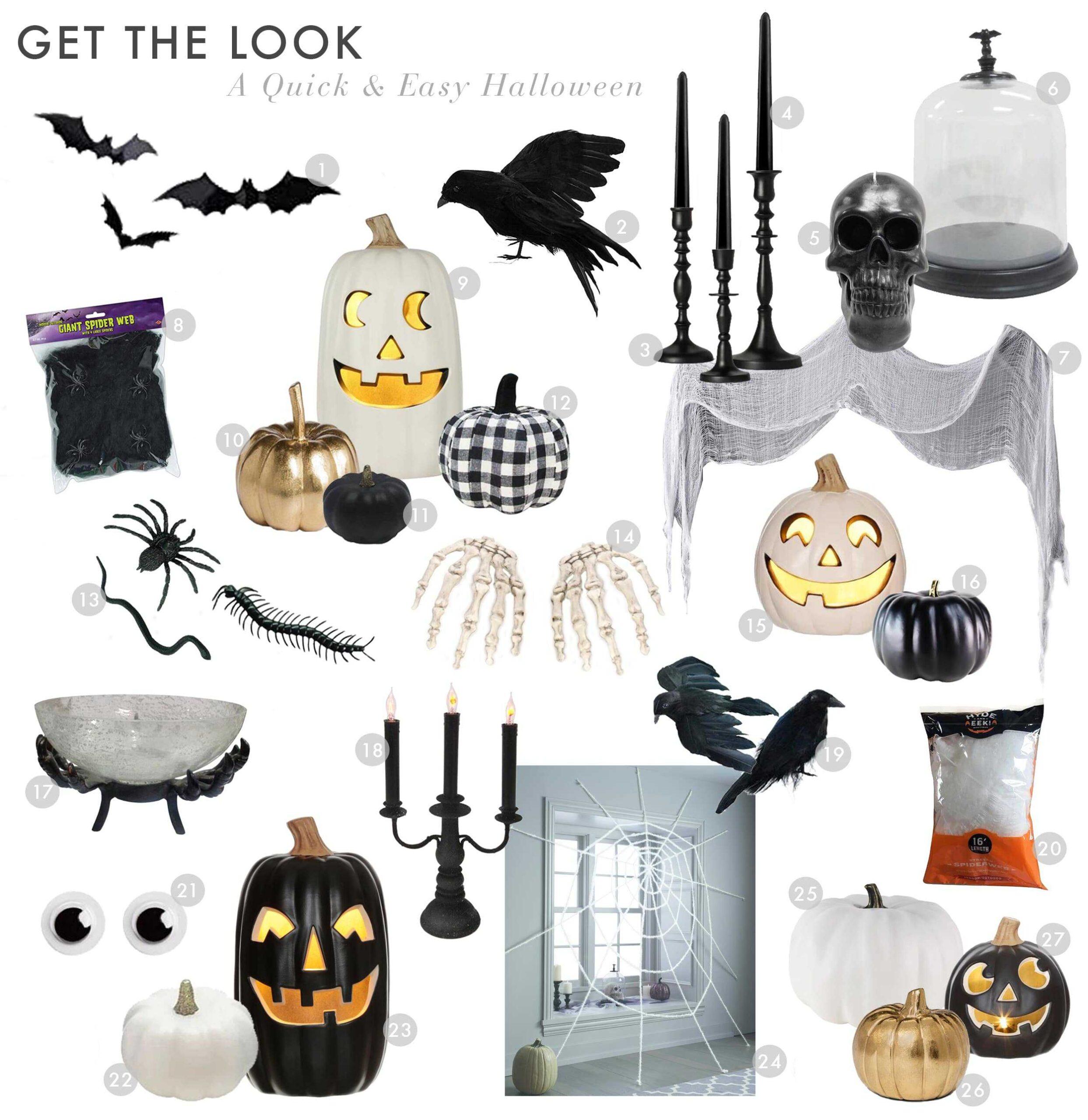 Emily Henderson 2018 Halloween Get The Look