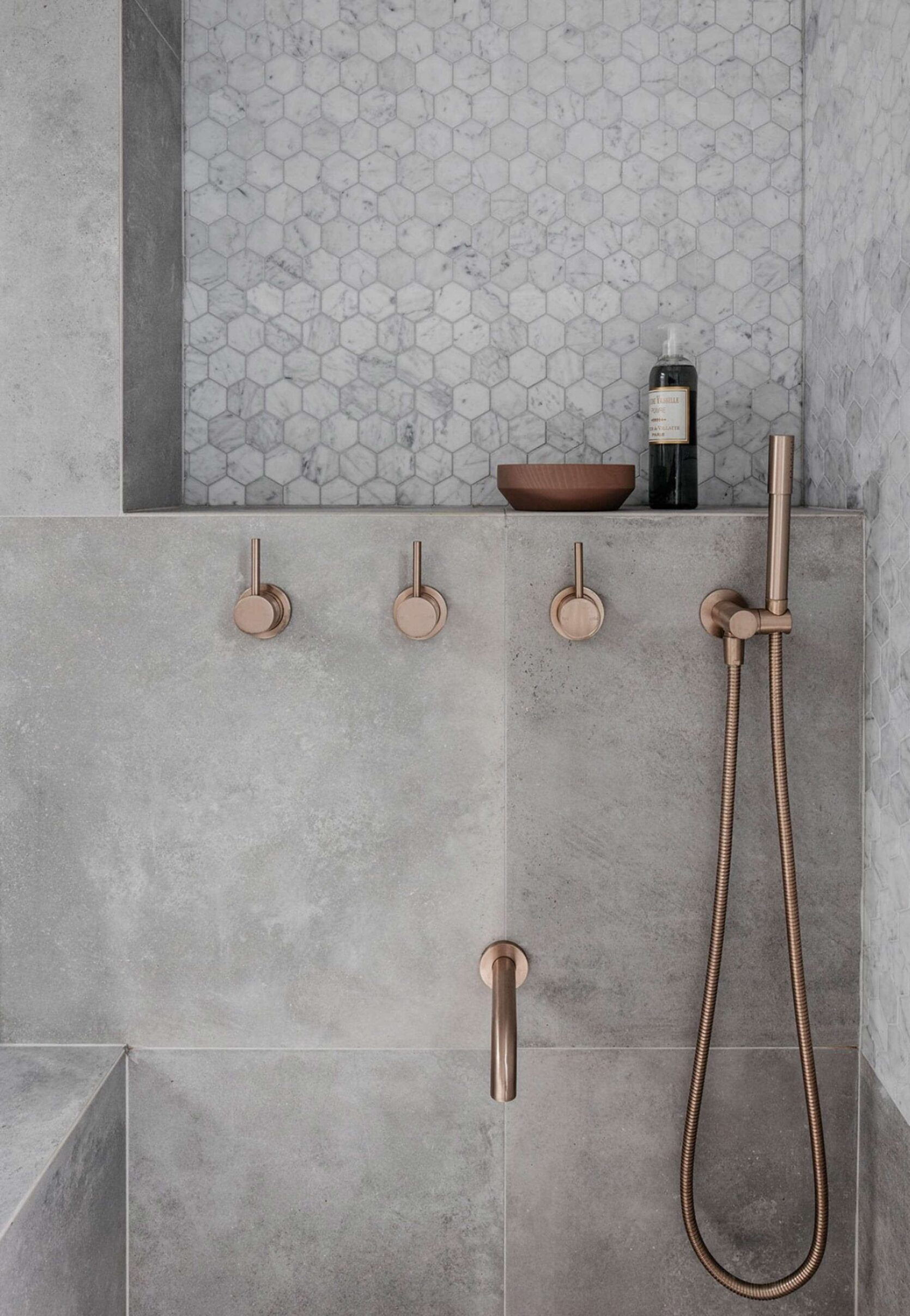 Rose Gold Bathroom Faucet