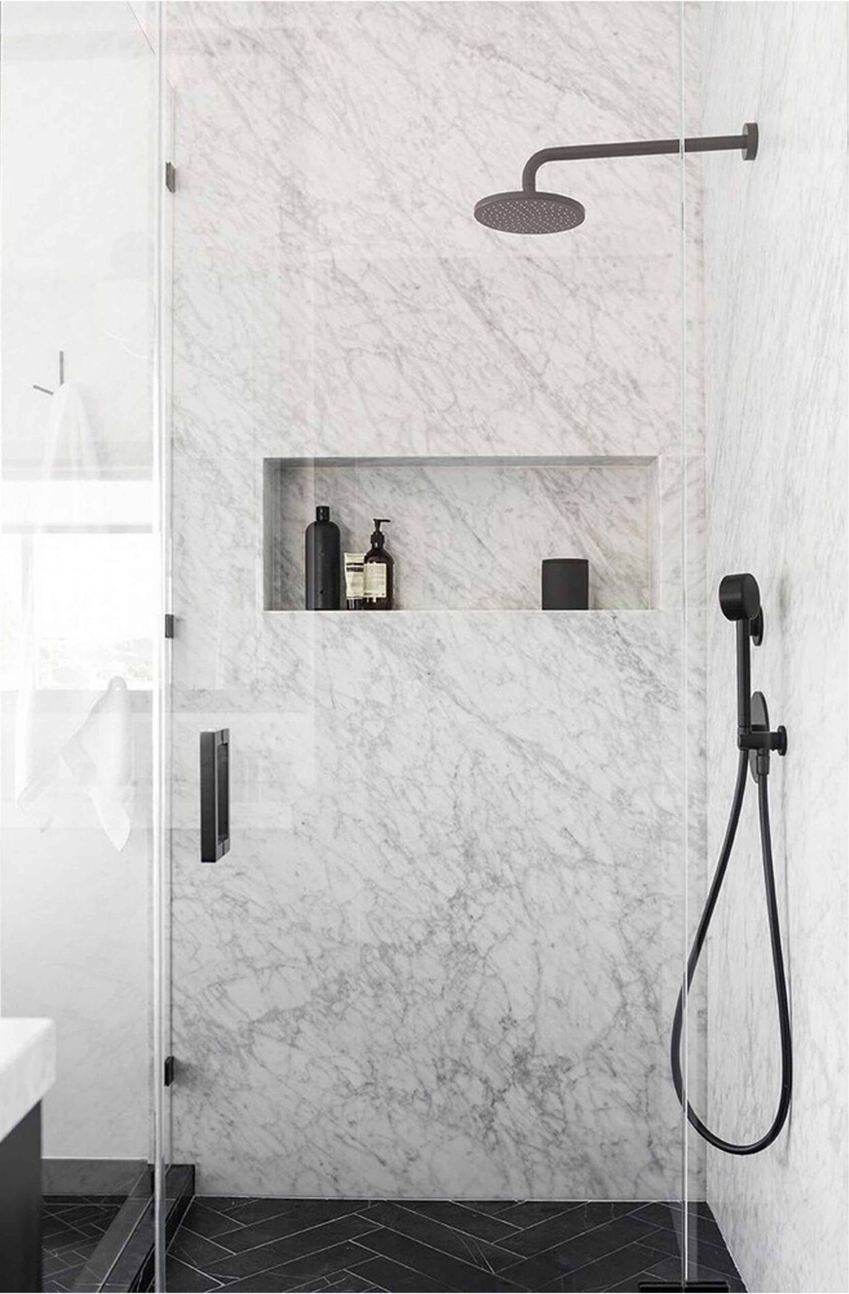 "Rethinking the Shower Niche (& Why I Think The Ledge Is ""Next"")"