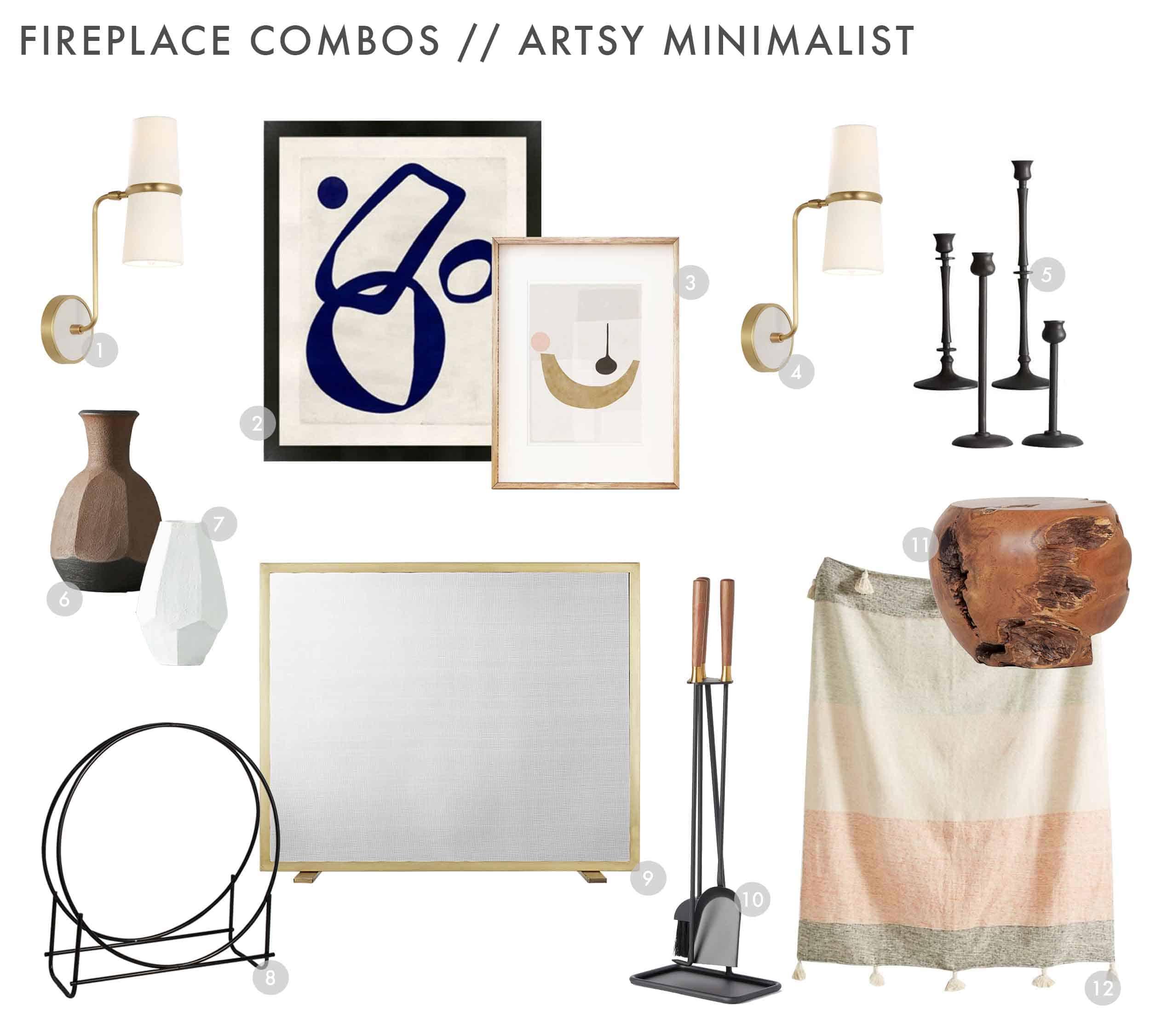 Emily Henderson Design Combos Artsy Minimalist