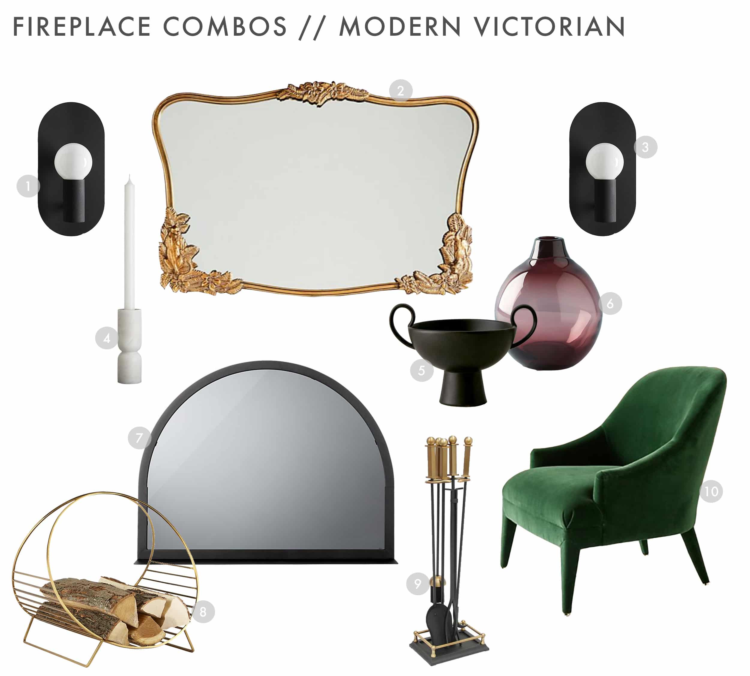 Emily Henderson Design Combos Modern Victorian 1